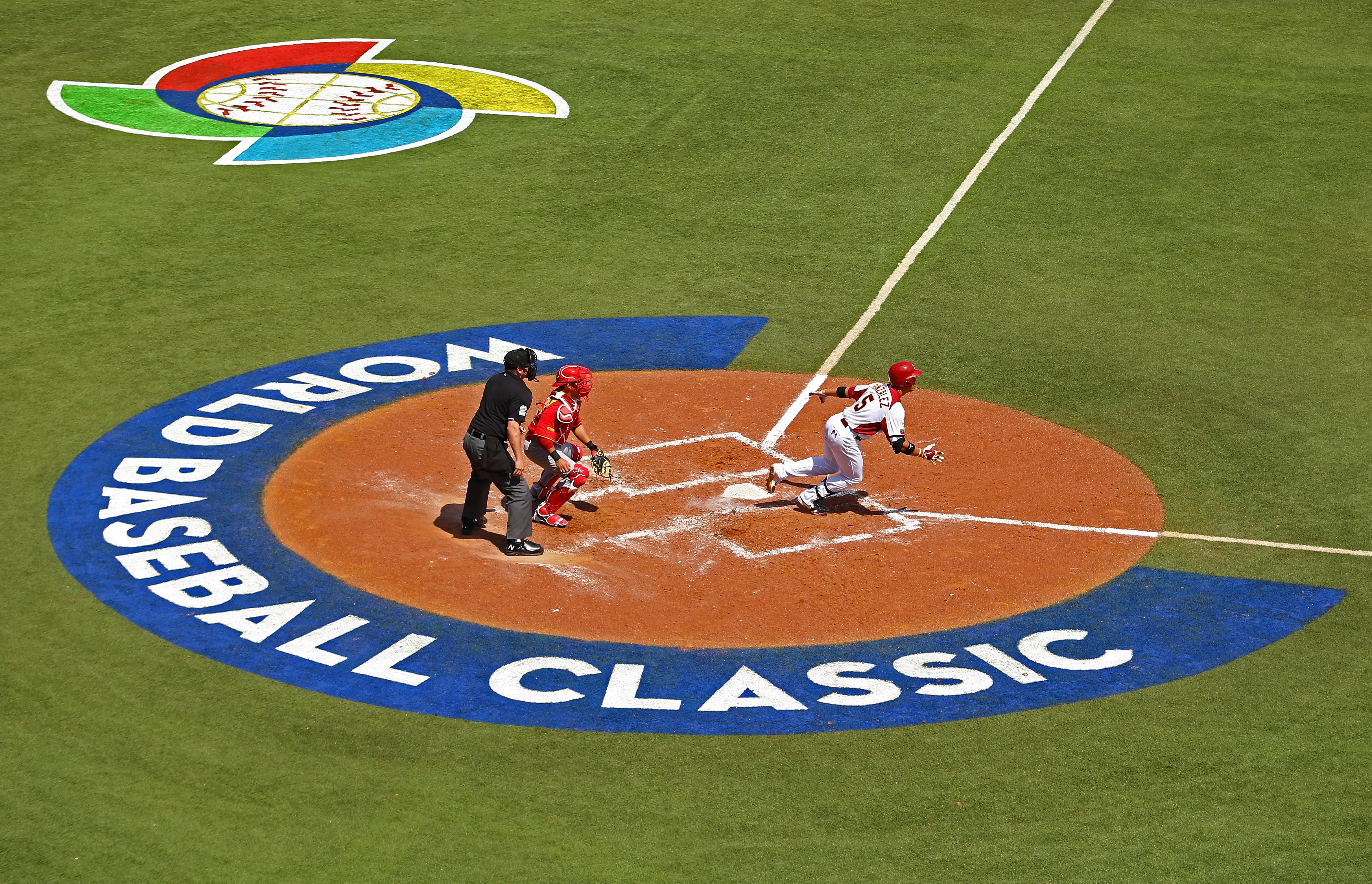 World Baseball Classic - Pool C - Spain v Venezuela