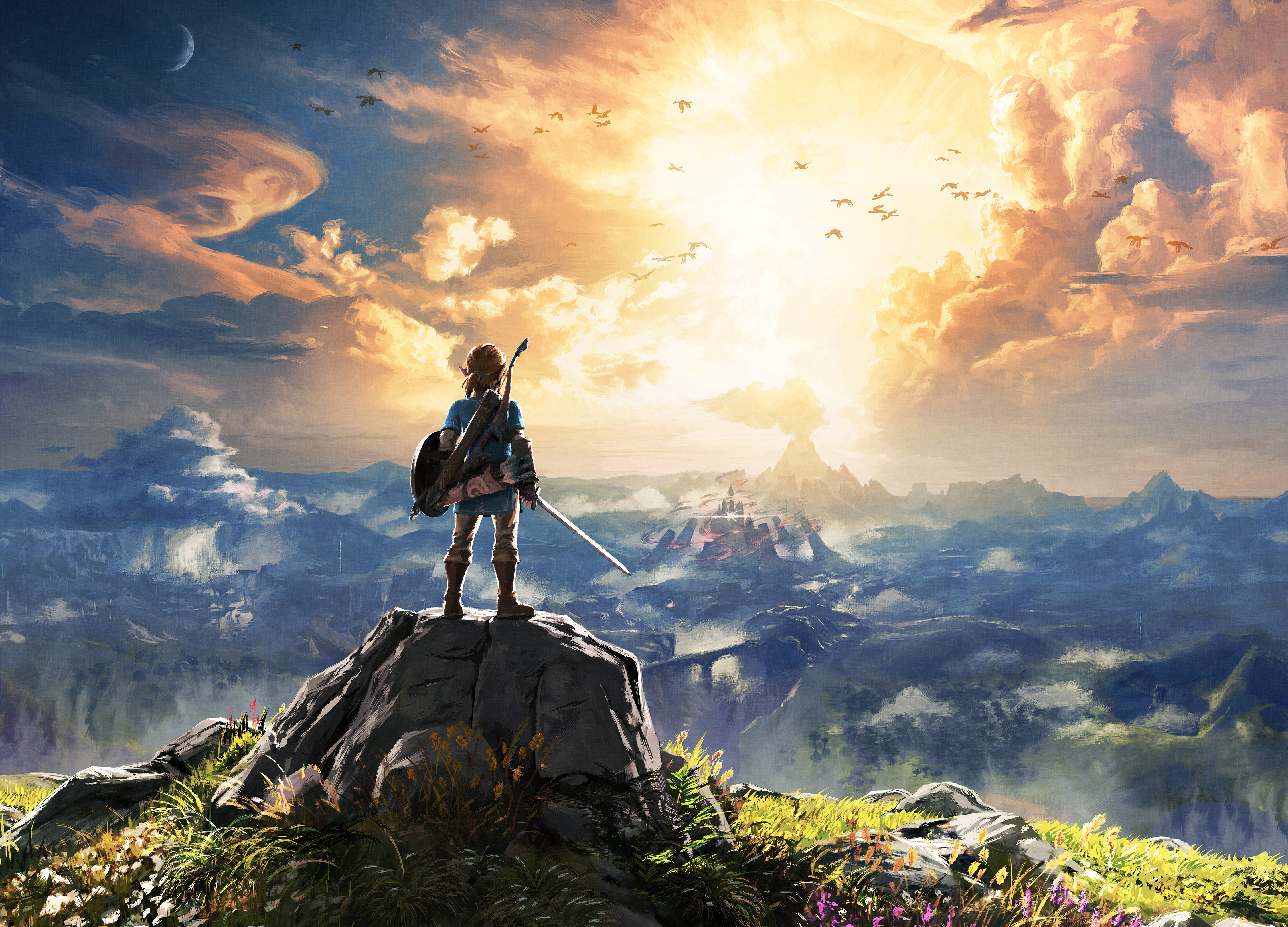 Zelda: Breath of the Wild is already one of the best-reviewed games of all time