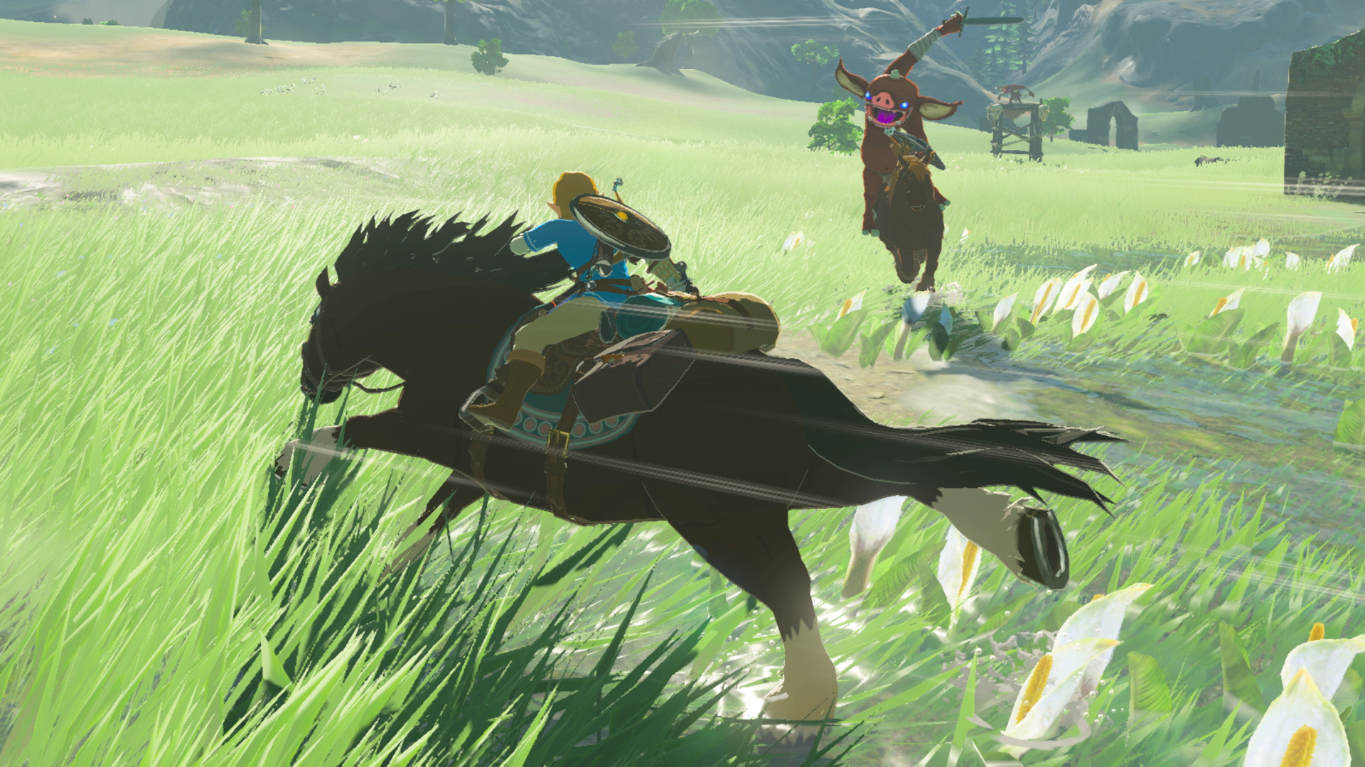 The Legend of Zelda: Breath of the Wild patched with DLC support