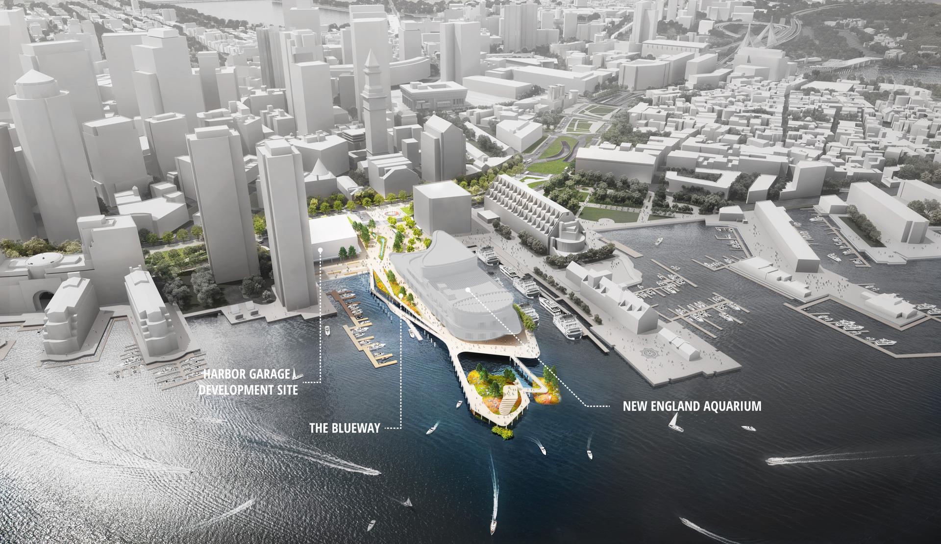 Boston's downtown municipal harbor plan gets green-light