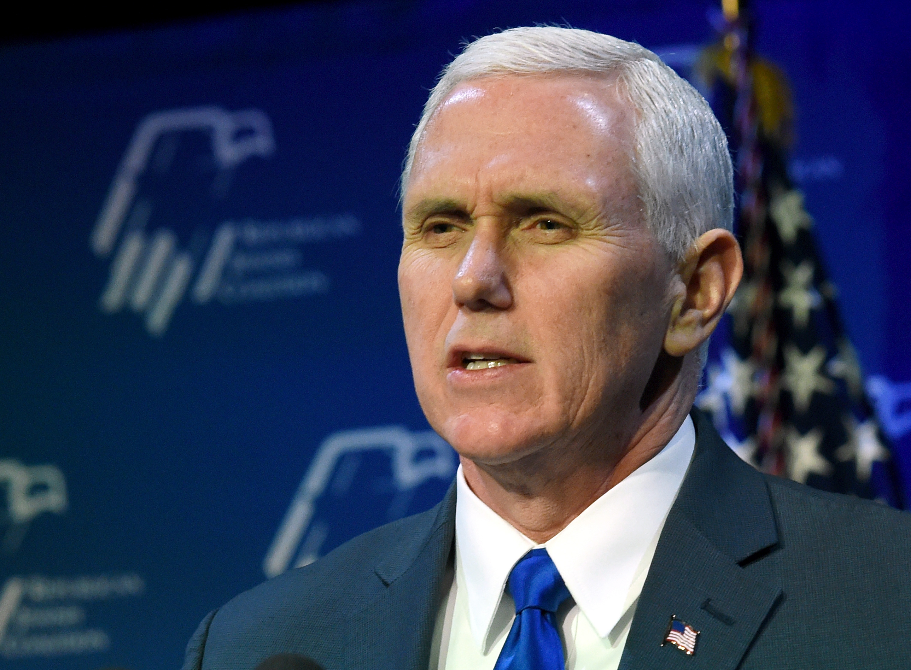 Mike Pence used his AOL email for Indiana state business — and it got hacked