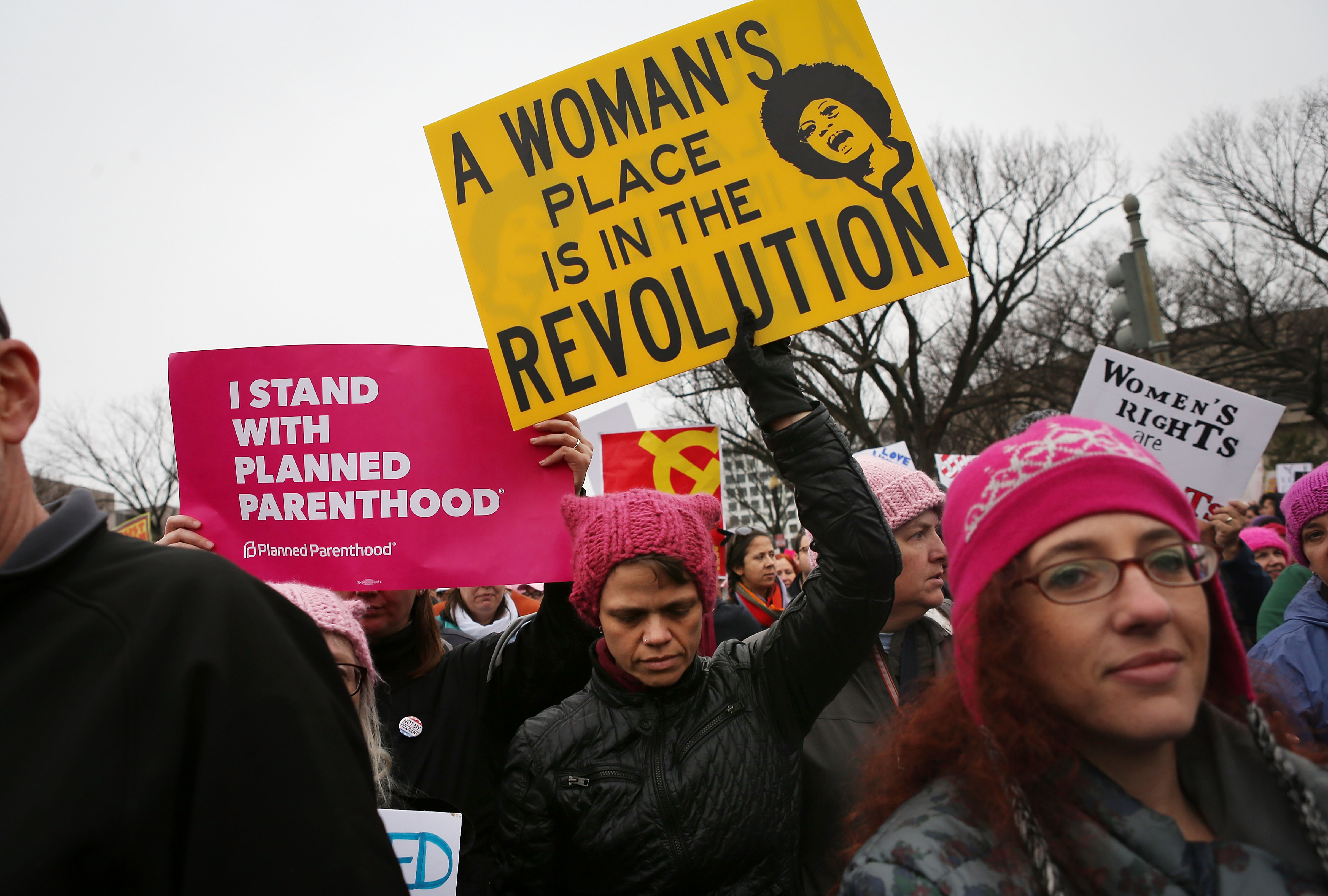 """The """"Day Without a Woman"""" strike, explained"""