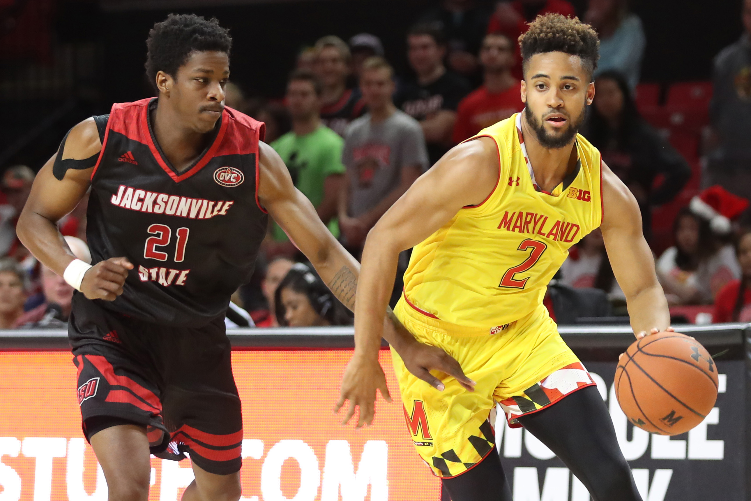 NCAA Basketball: Jacksonville State at Maryland