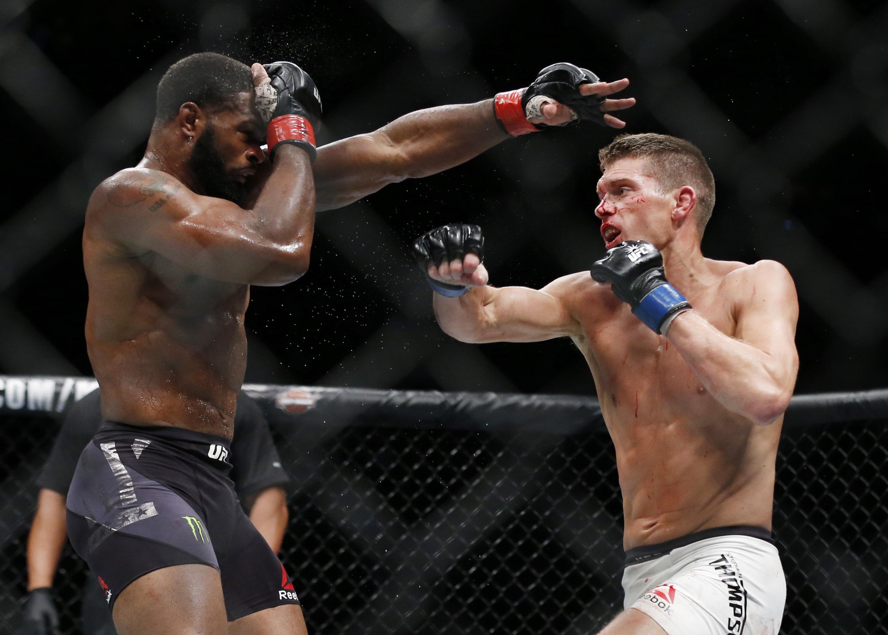UFC Live Stream - MMAmania.com  UFC Live Stream...