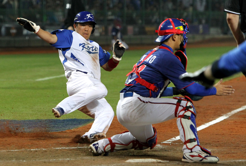 Chinese Taipei v South Korea - World Baseball Classic First Round Group B