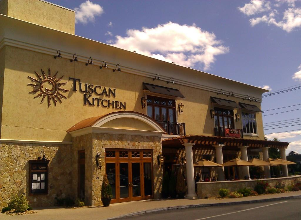 Tuscan Kitchen in Portsmouth, NH