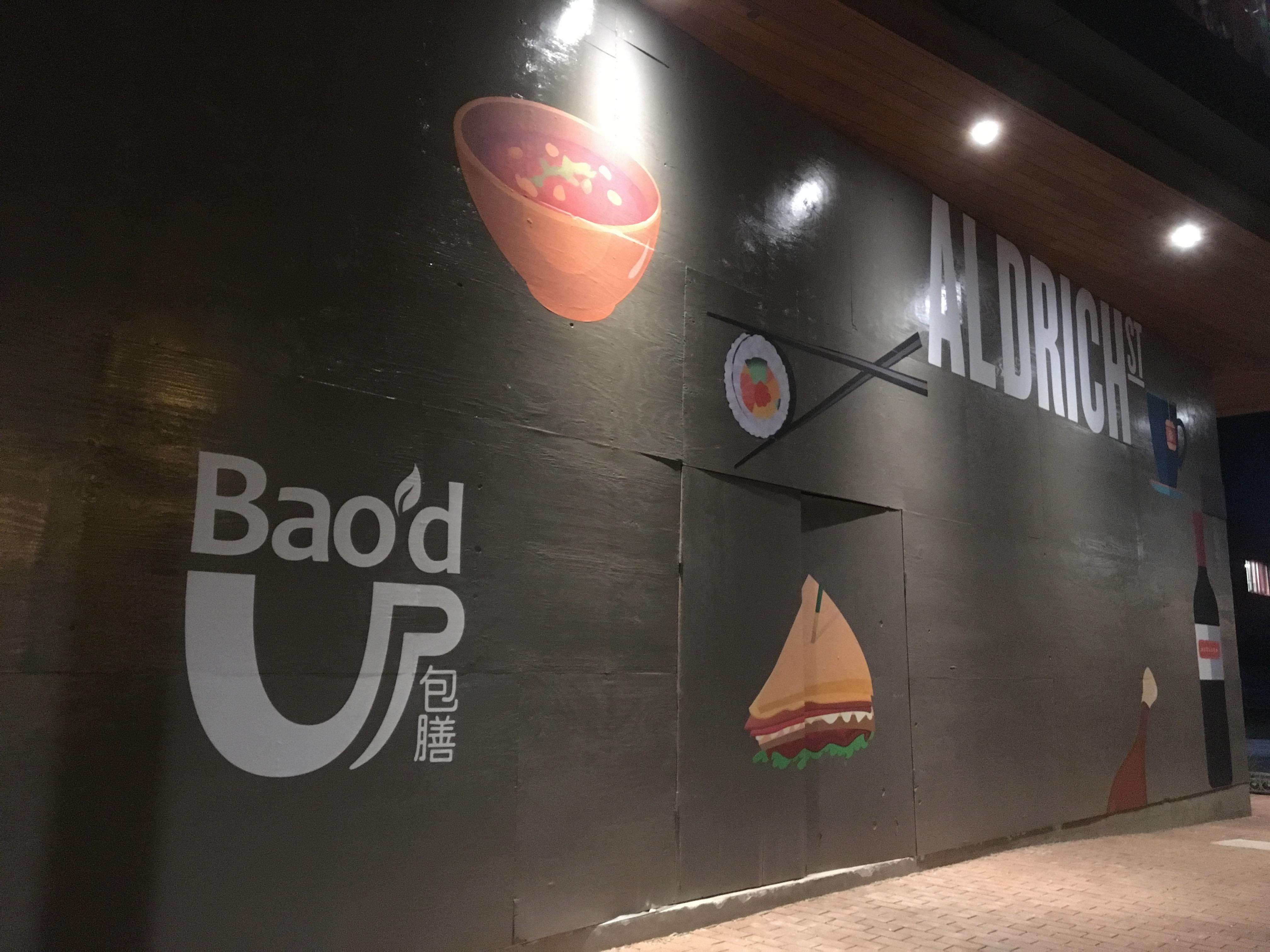 Bao'd Up's plywood
