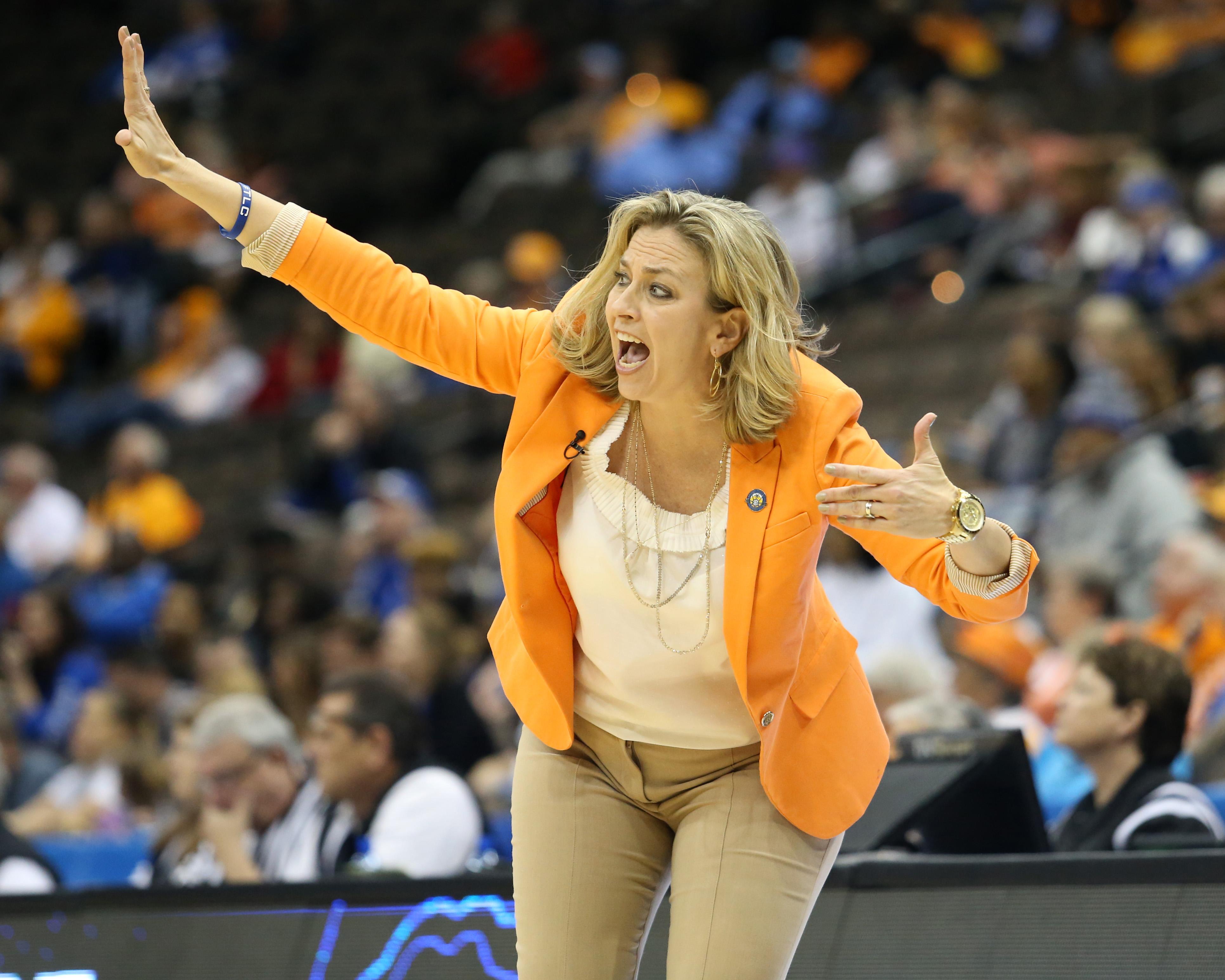 NCAA Womens Basketball: SEC Basketball Tournament- Kentucky vs Florida