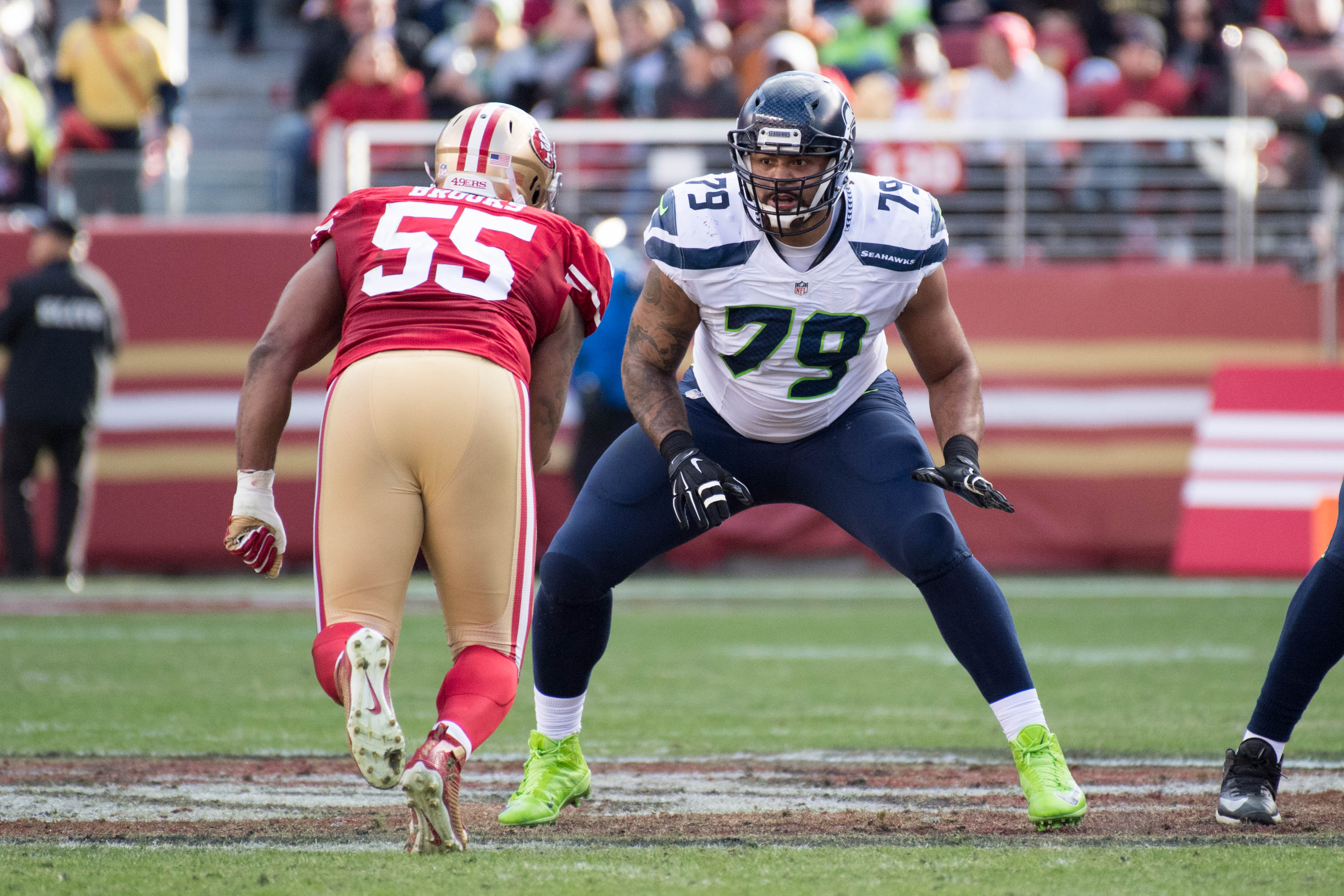 NFL: Seattle Seahawks at San Francisco 49ers