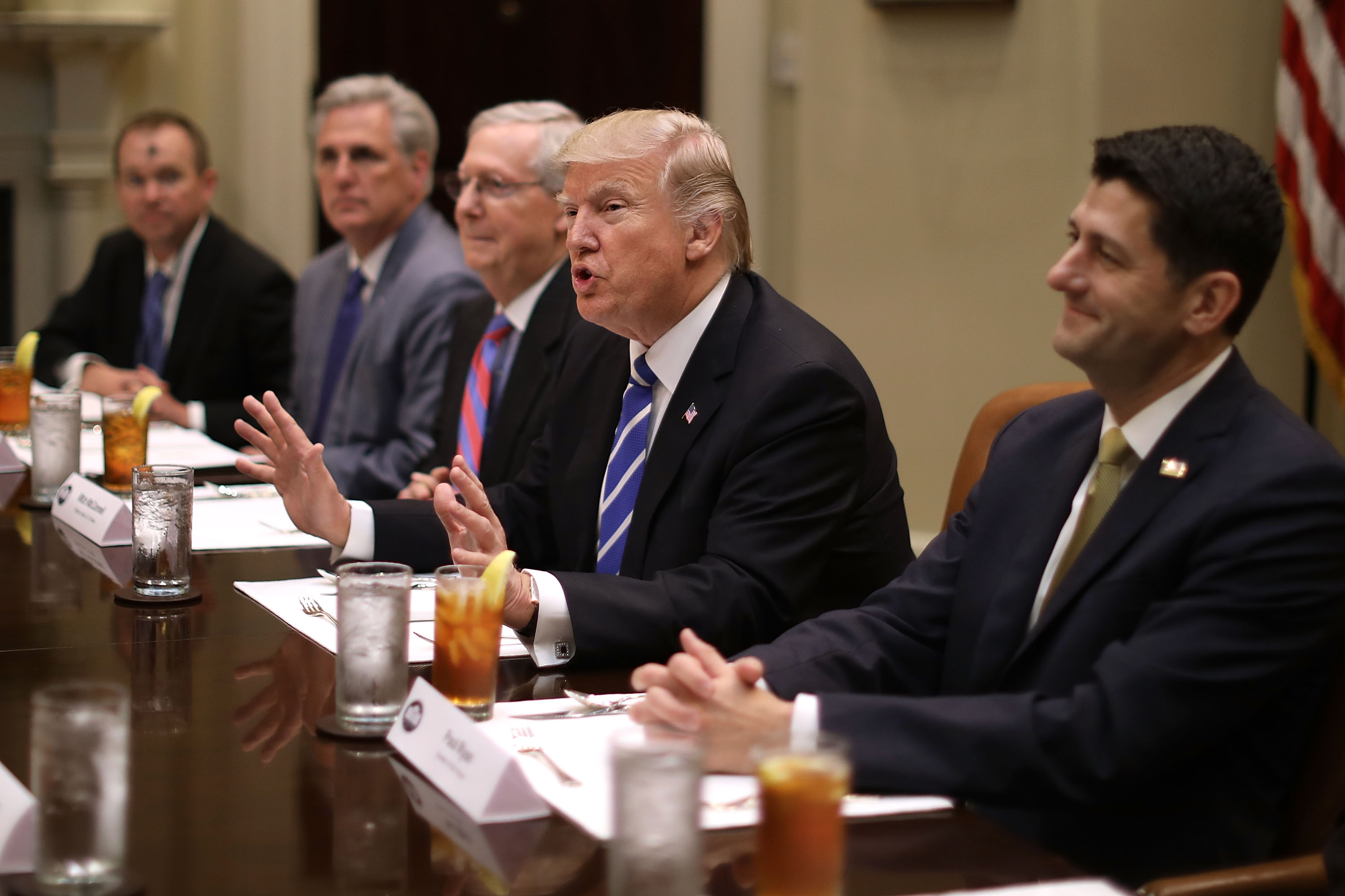 The American Health Care Act The Republicans Bill To Replace