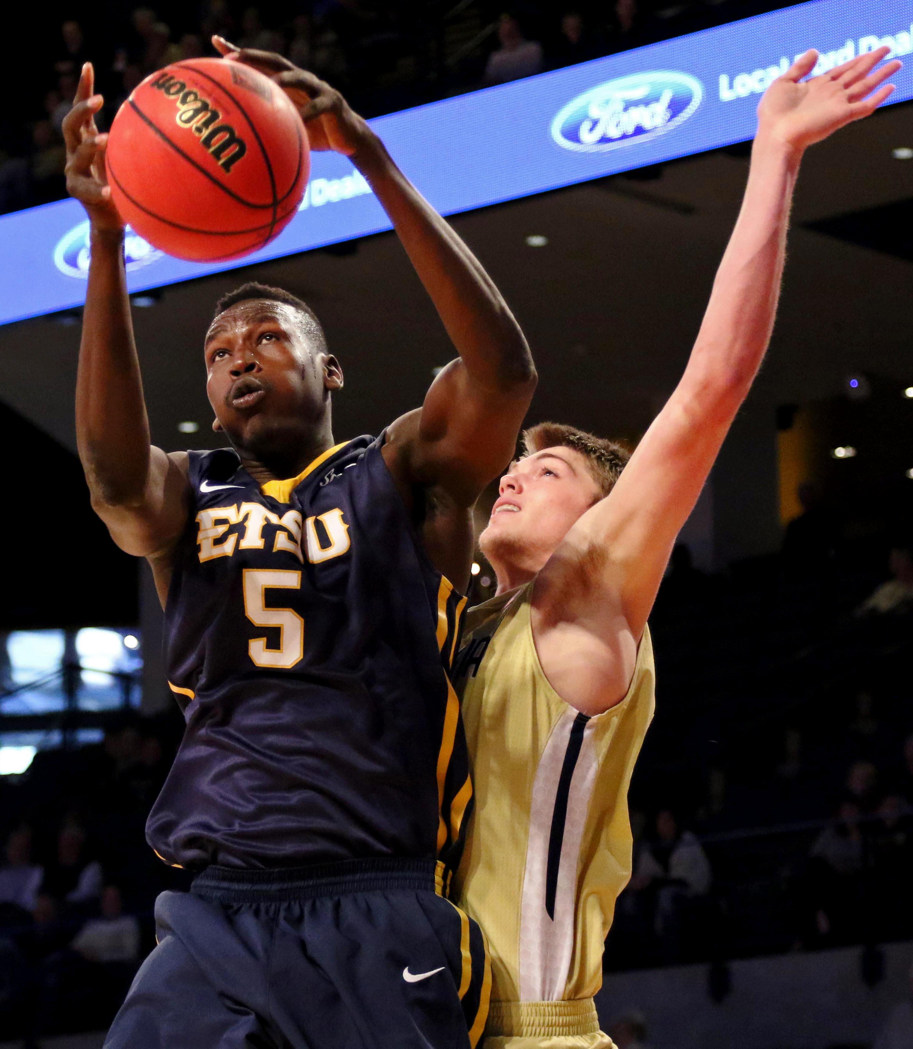 NCAA Basketball: East Tennessee State at Georgia Tech