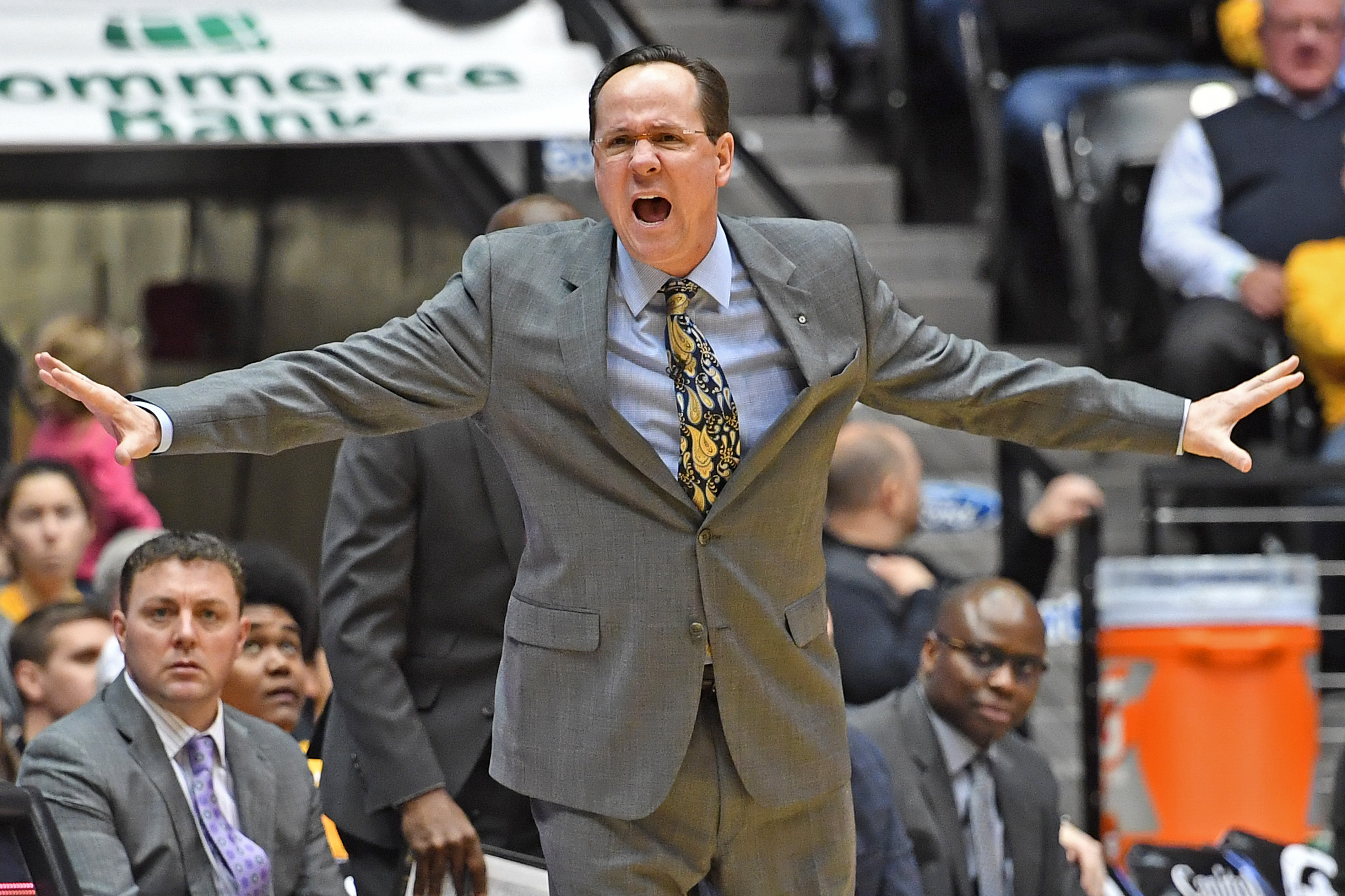 NCAA Basketball: Missouri State at Wichita State