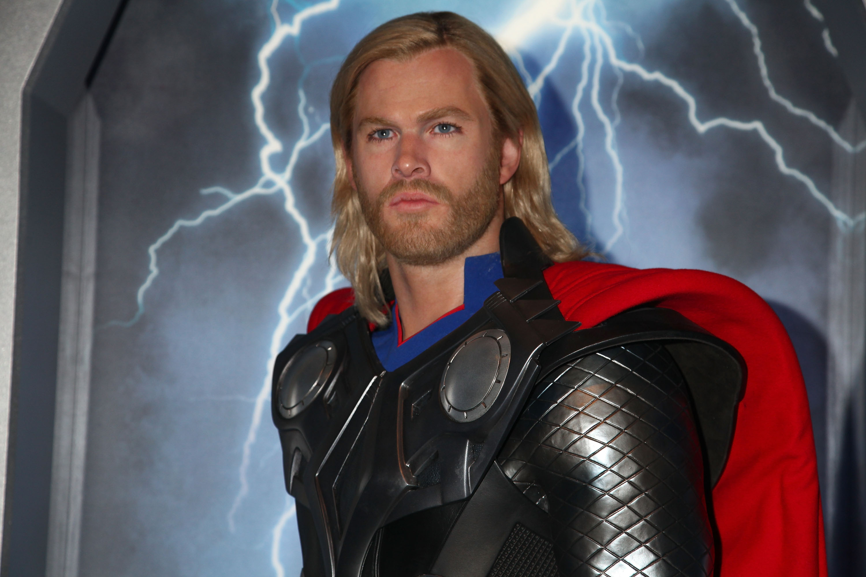 Madame Tussauds New York's Interactive Marvel Super Hero Experience