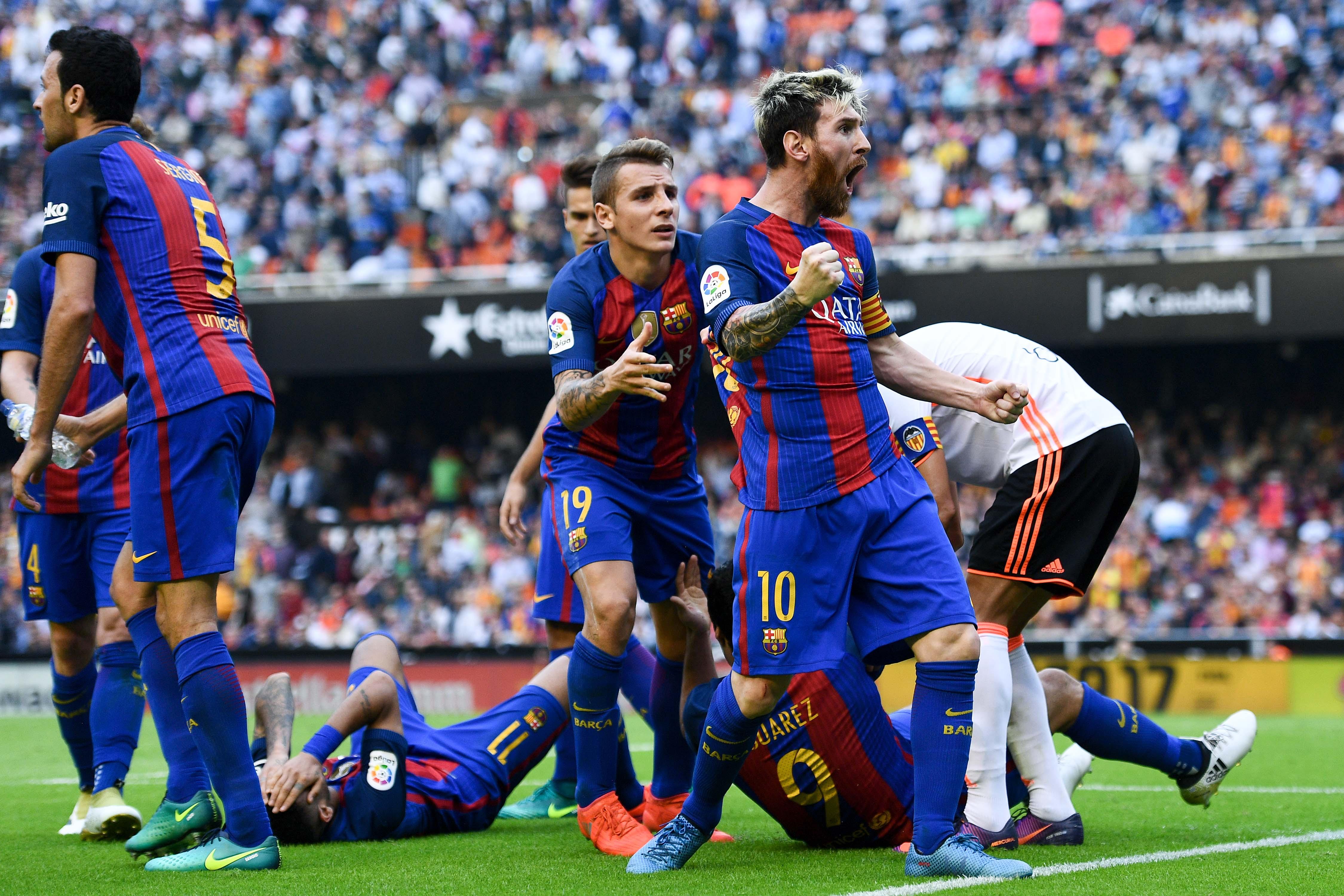 UEFA Champions League FC Barcelona Vs Paris Saint Germain Team News Match Preview