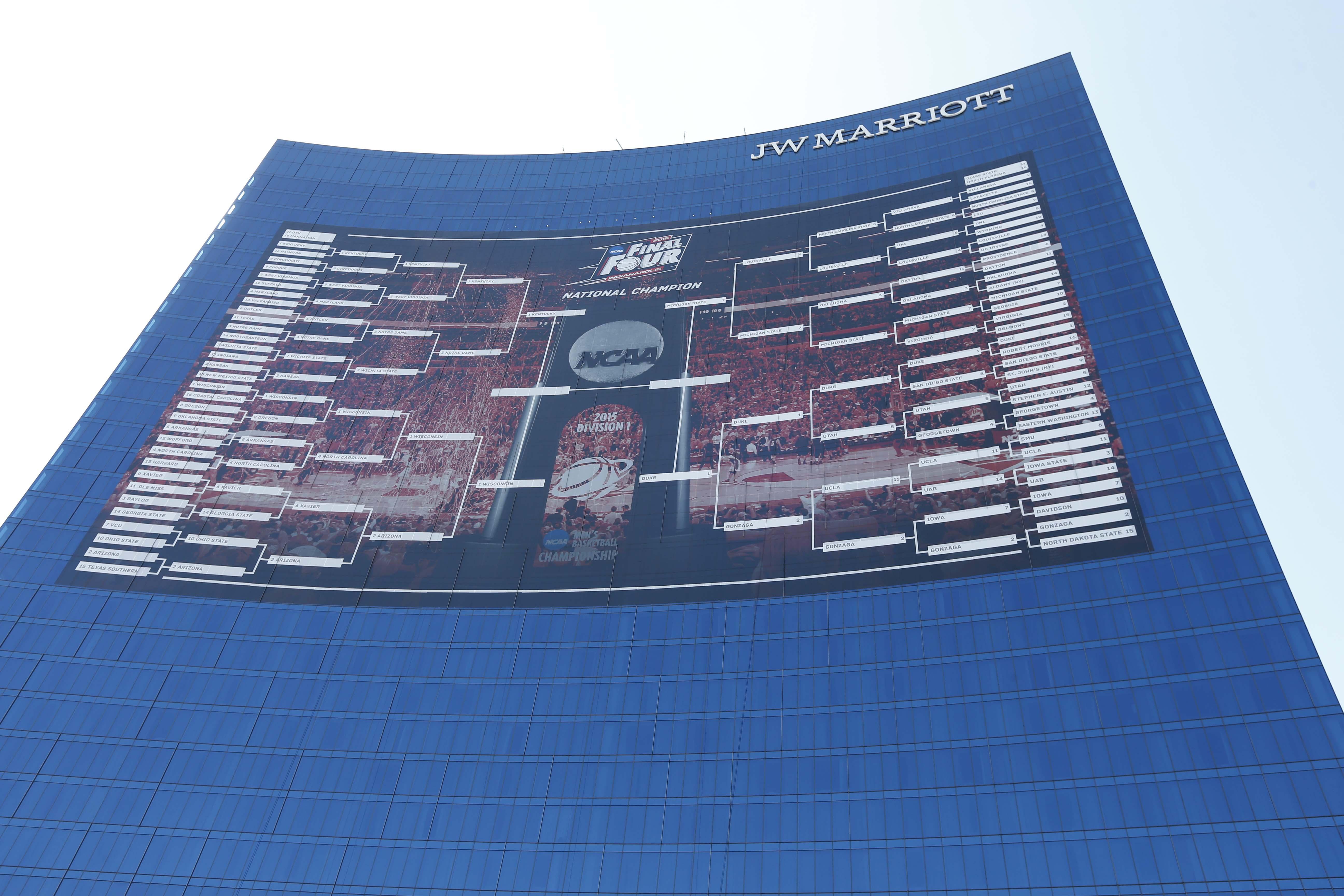 NCAA Basketball: Final Four-Features