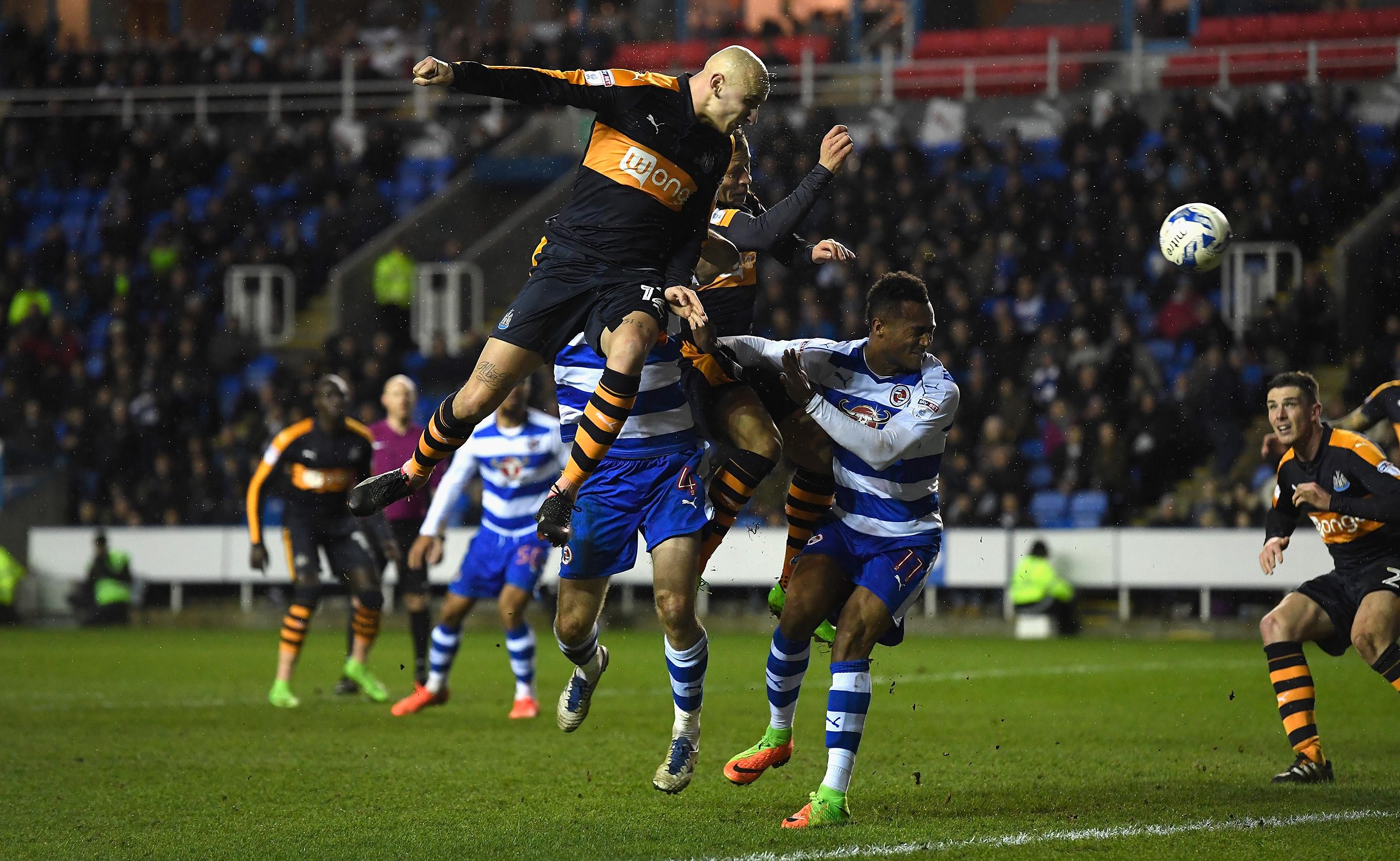 Reading v Newcastle United - Sky Bet Championship