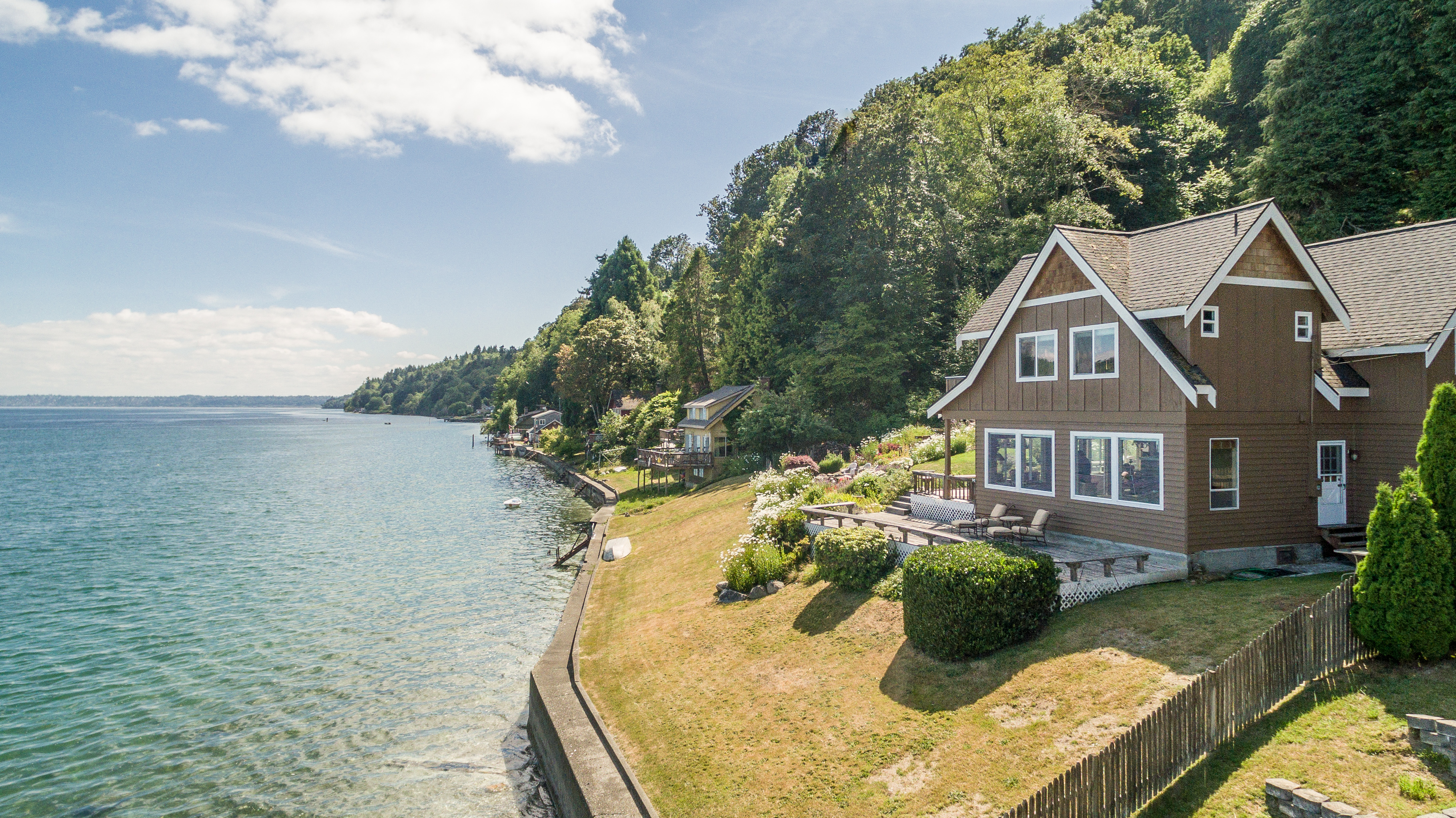 Vashon Island Vacation Home Rentals