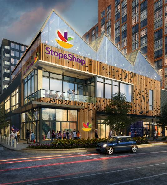 Meet Allston Yards: 1,010 Apartments, 1.9 Million Square Feet