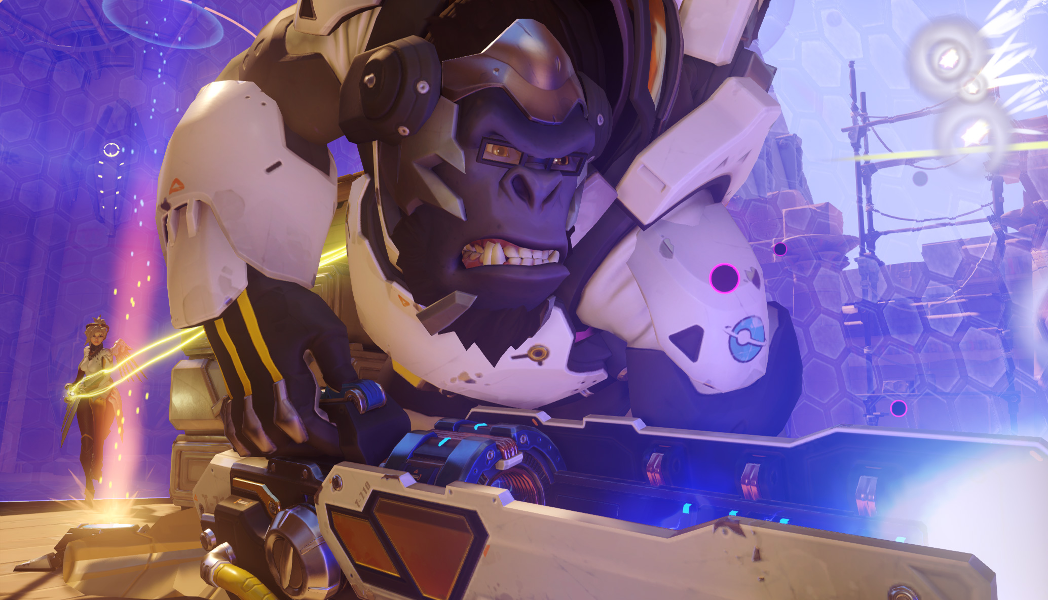 Overwatch players are exploiting custom games for XP, Blizzard is very disappointed