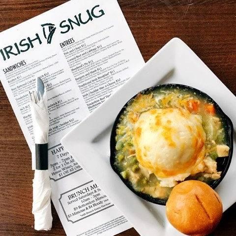 The Irish Snug