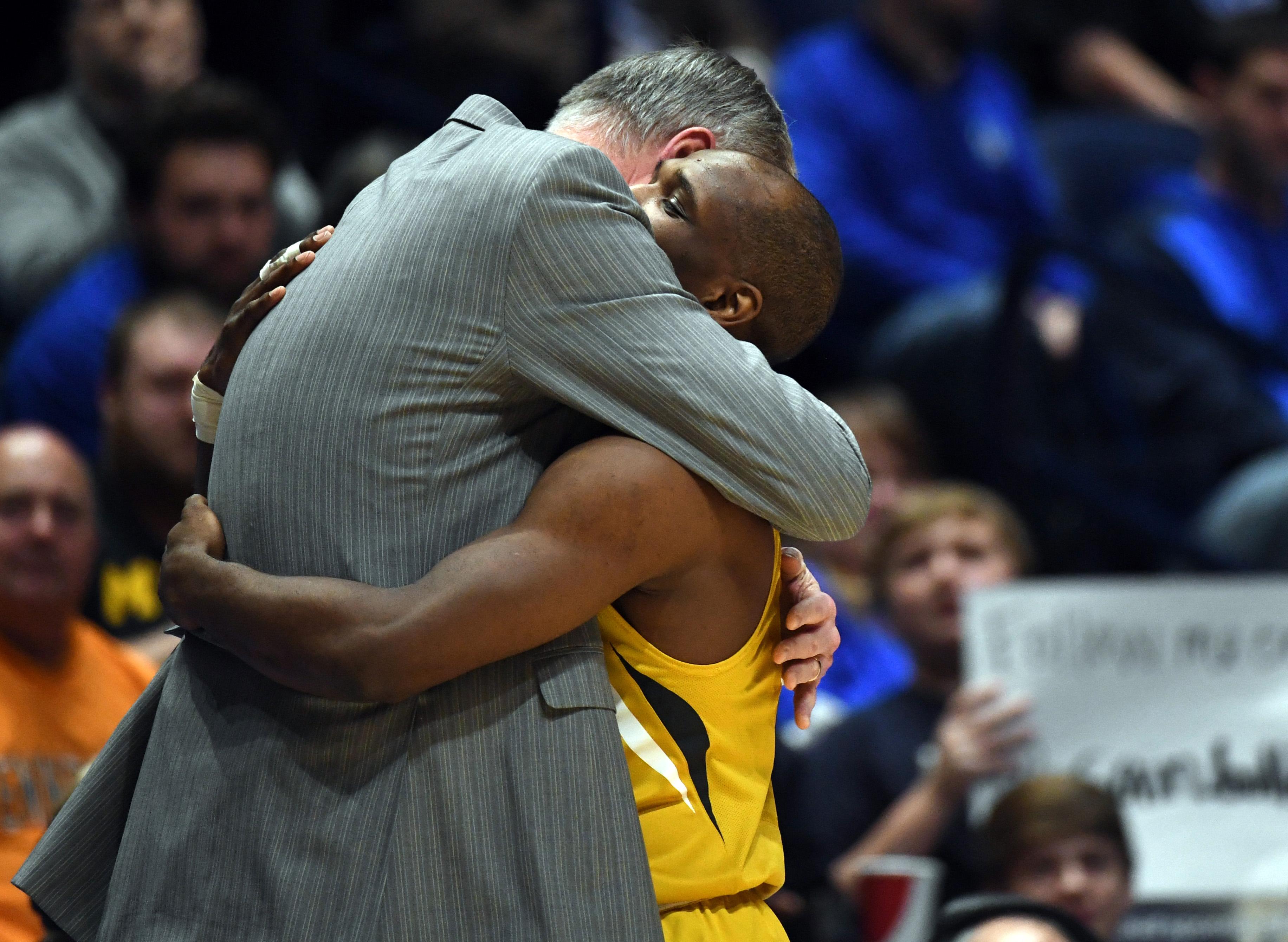 NCAA Basketball: SEC Tournament-Auburn vs Missouri