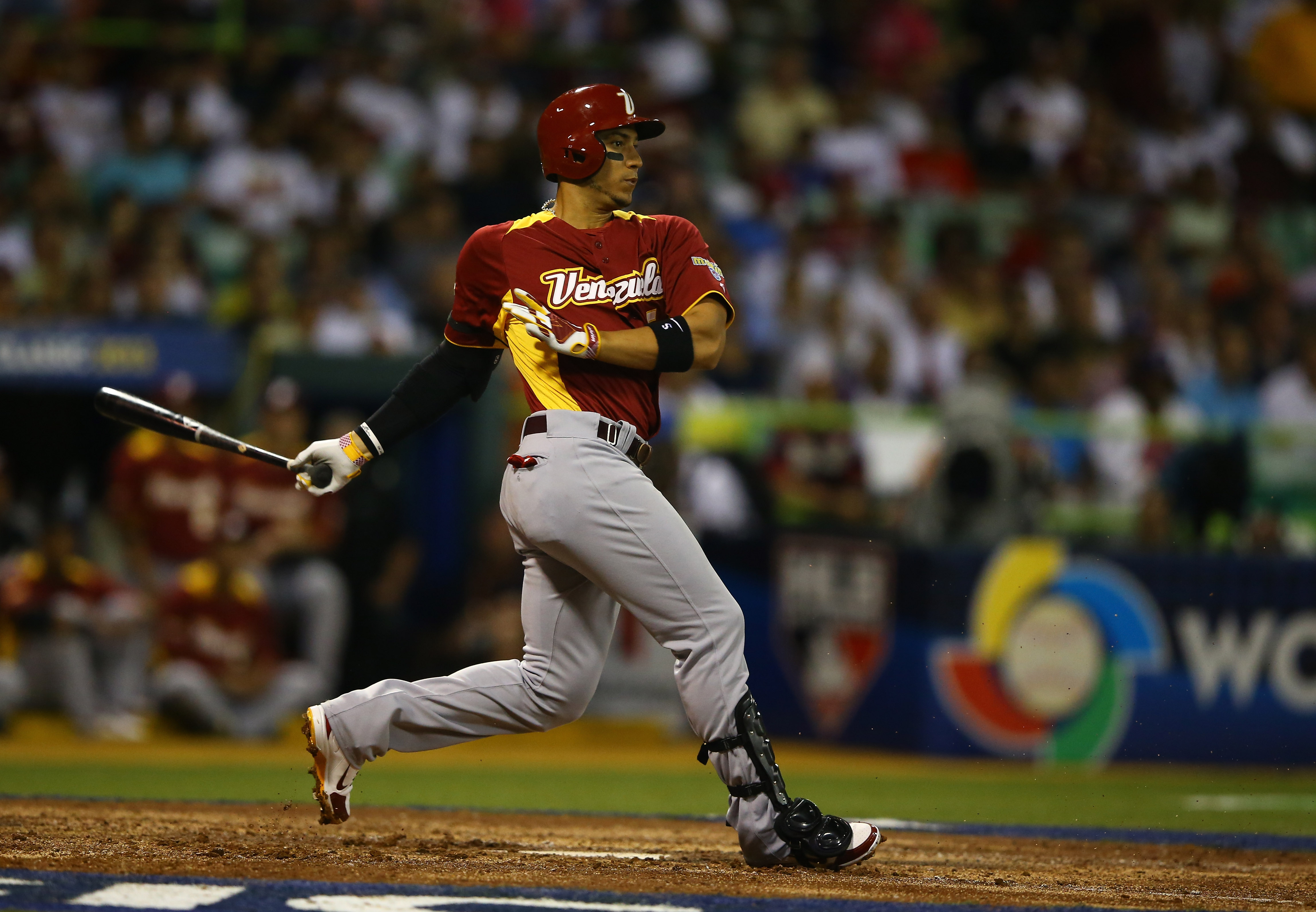 World Baseball Classic - Pool C - Venezuela v Dominican Republic