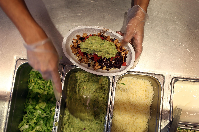 Chipotle Becomes First Non-GMO US Restaurant Chain