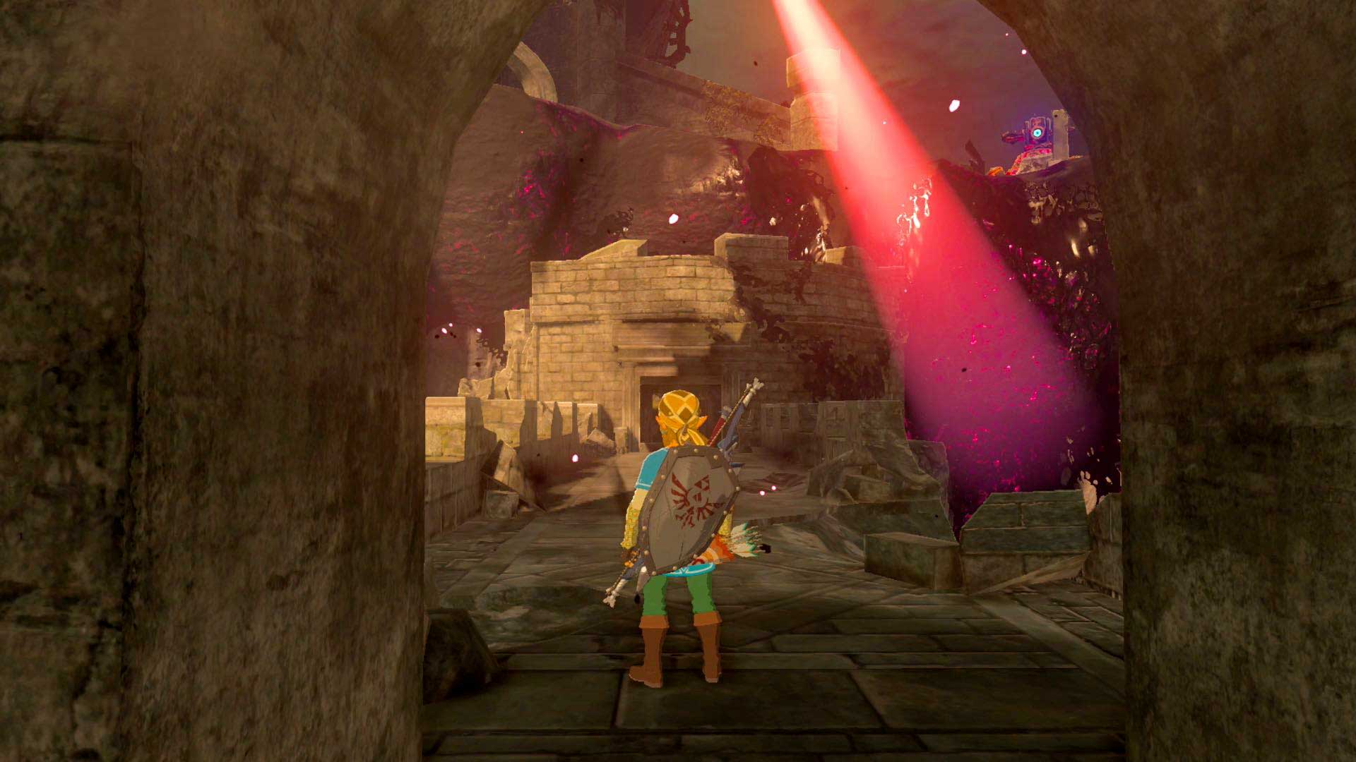 Captured Memories: How to find all memory locations in Breath of the Wild