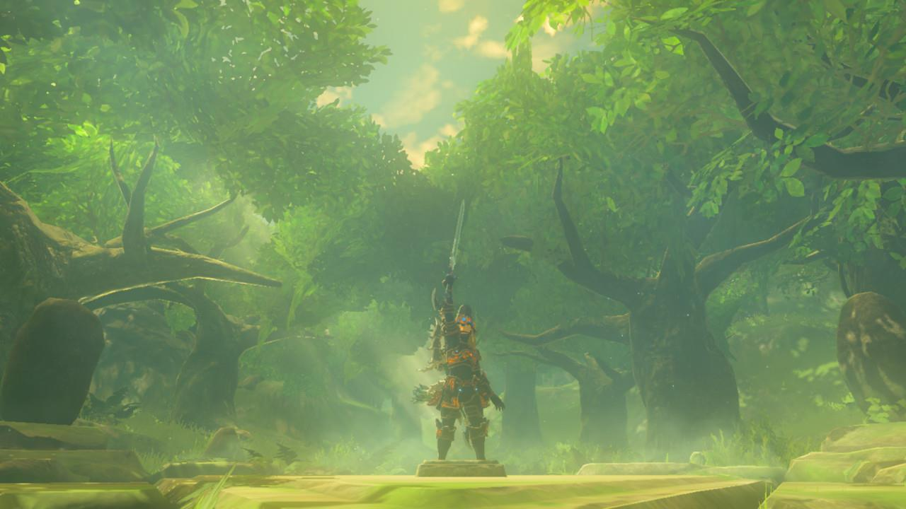 Zelda: Breath of the Wild's early game is easy to grind for great loot