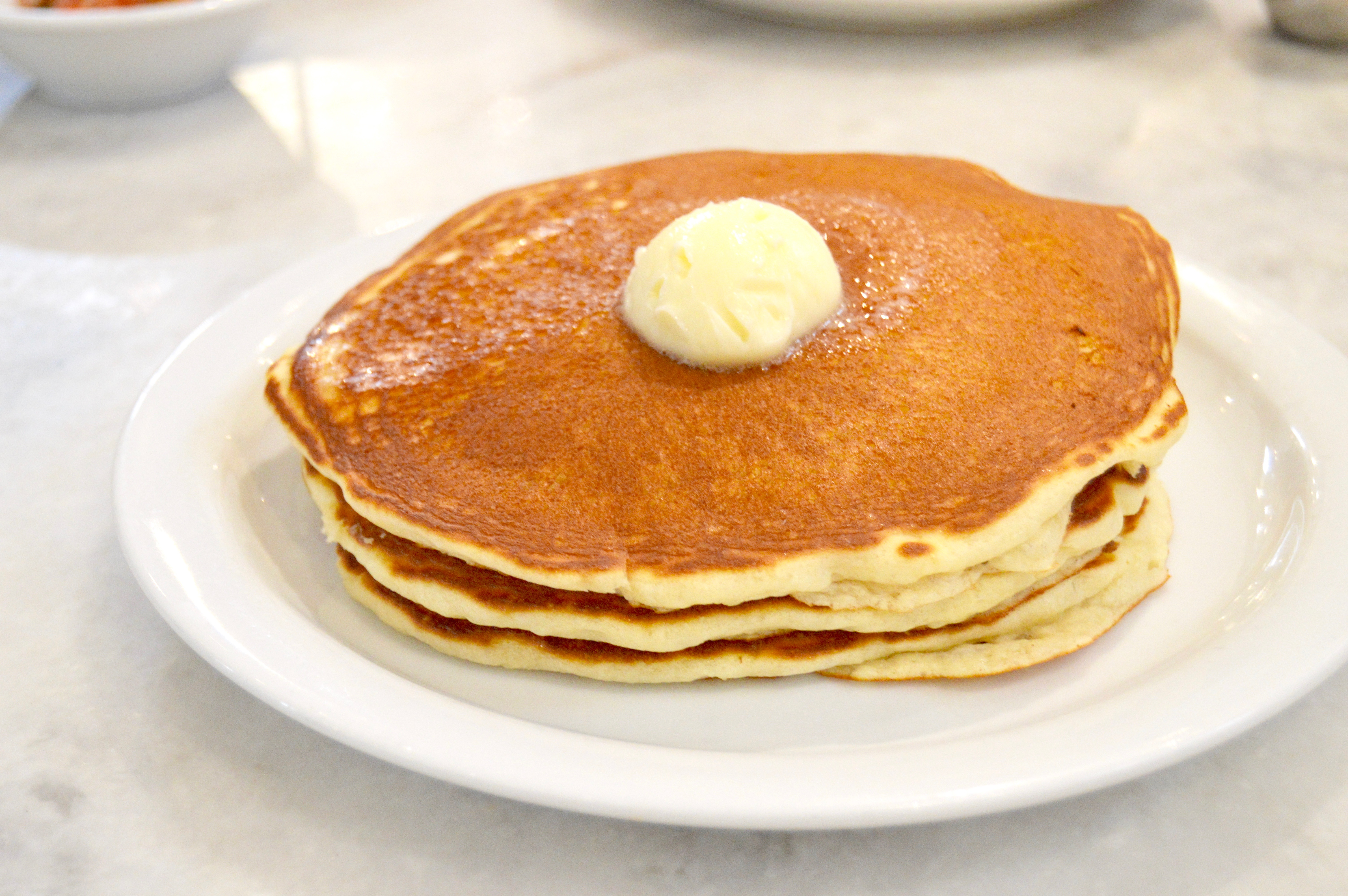 Pancakes at Joan's on Third