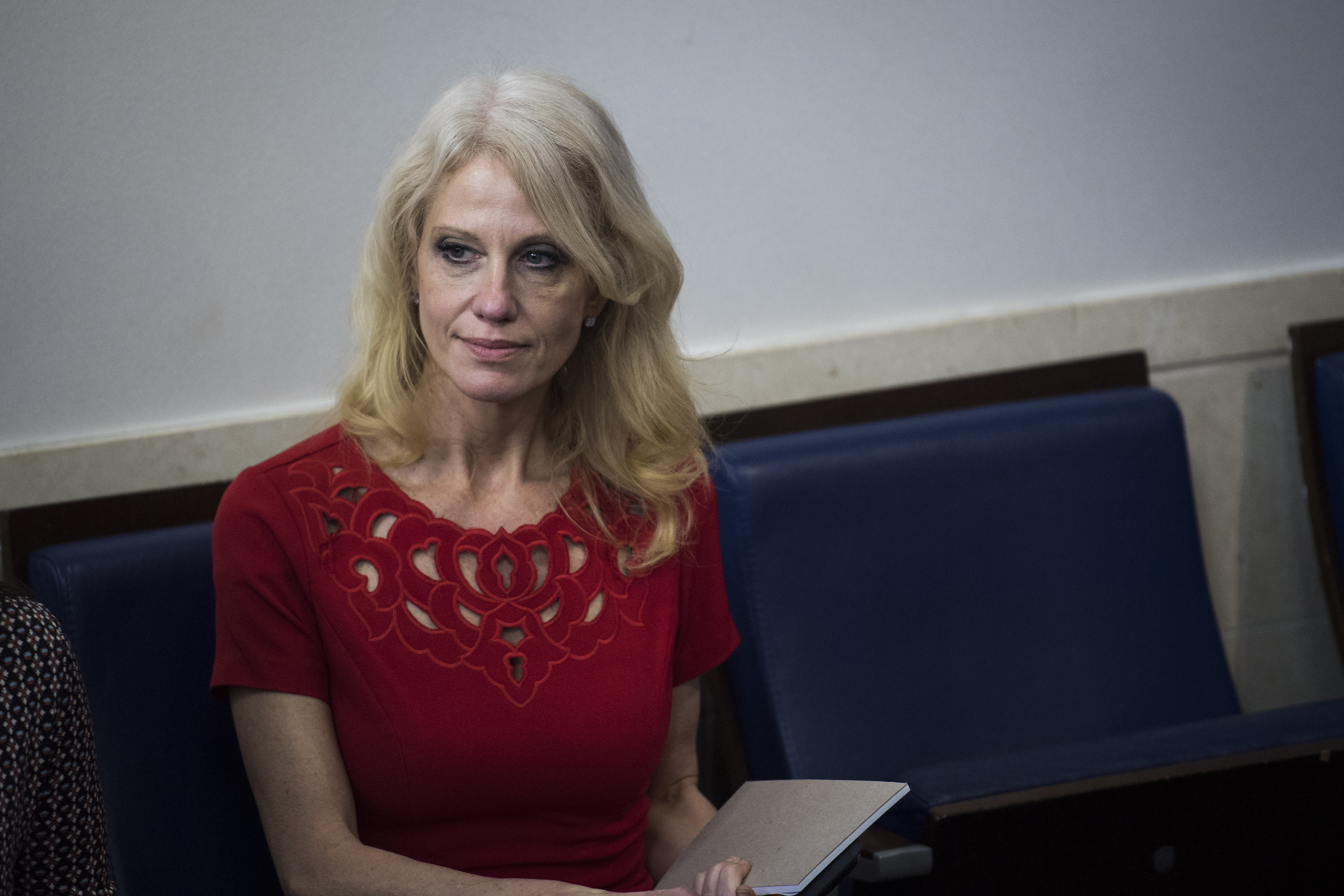 The White House defended Kellyanne Conway by saying its employees don't have to follow ethics rules