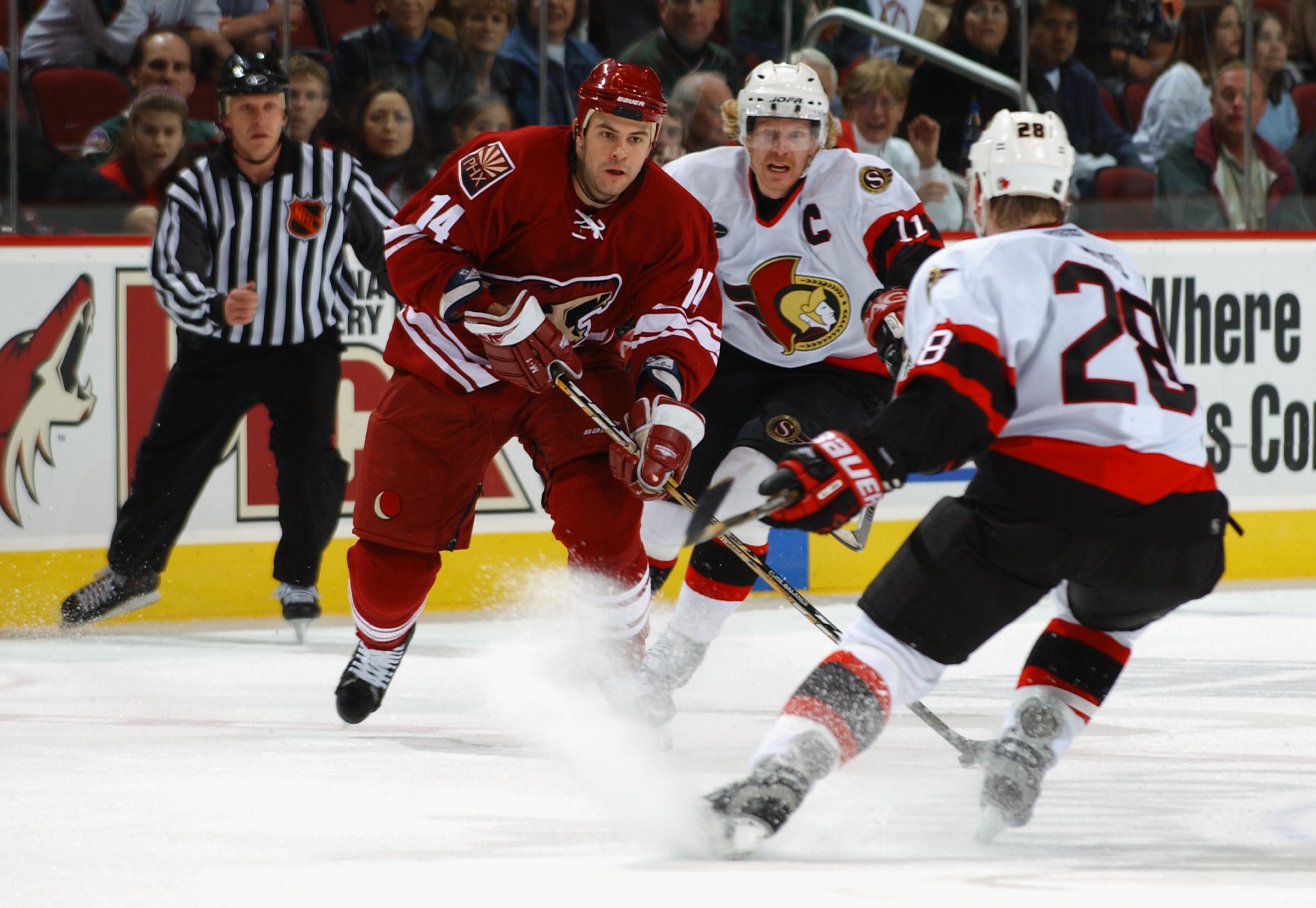 Ottawa Senators v Phoenix Coyotes
