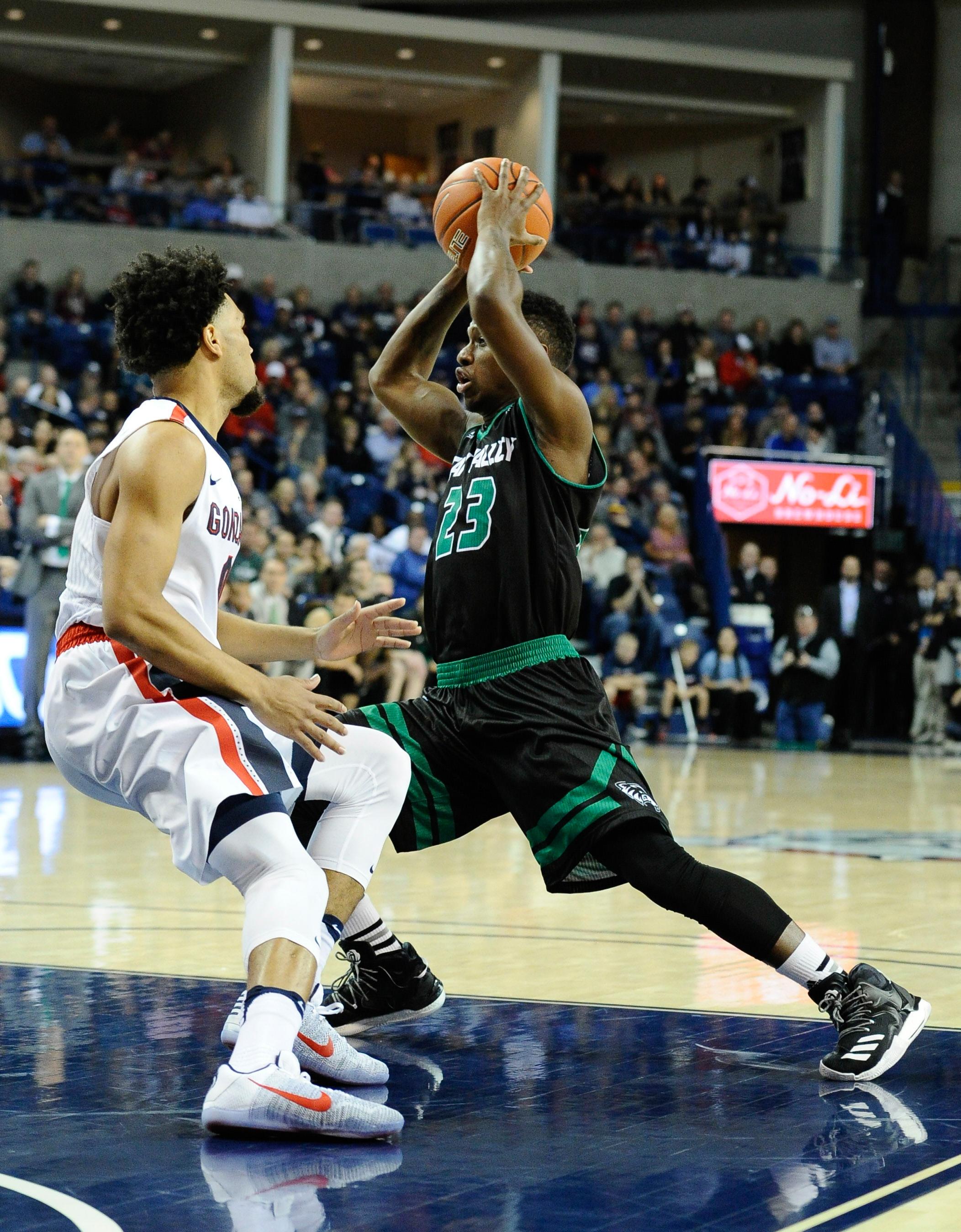 NCAA Basketball: Utah Valley at Gonzaga