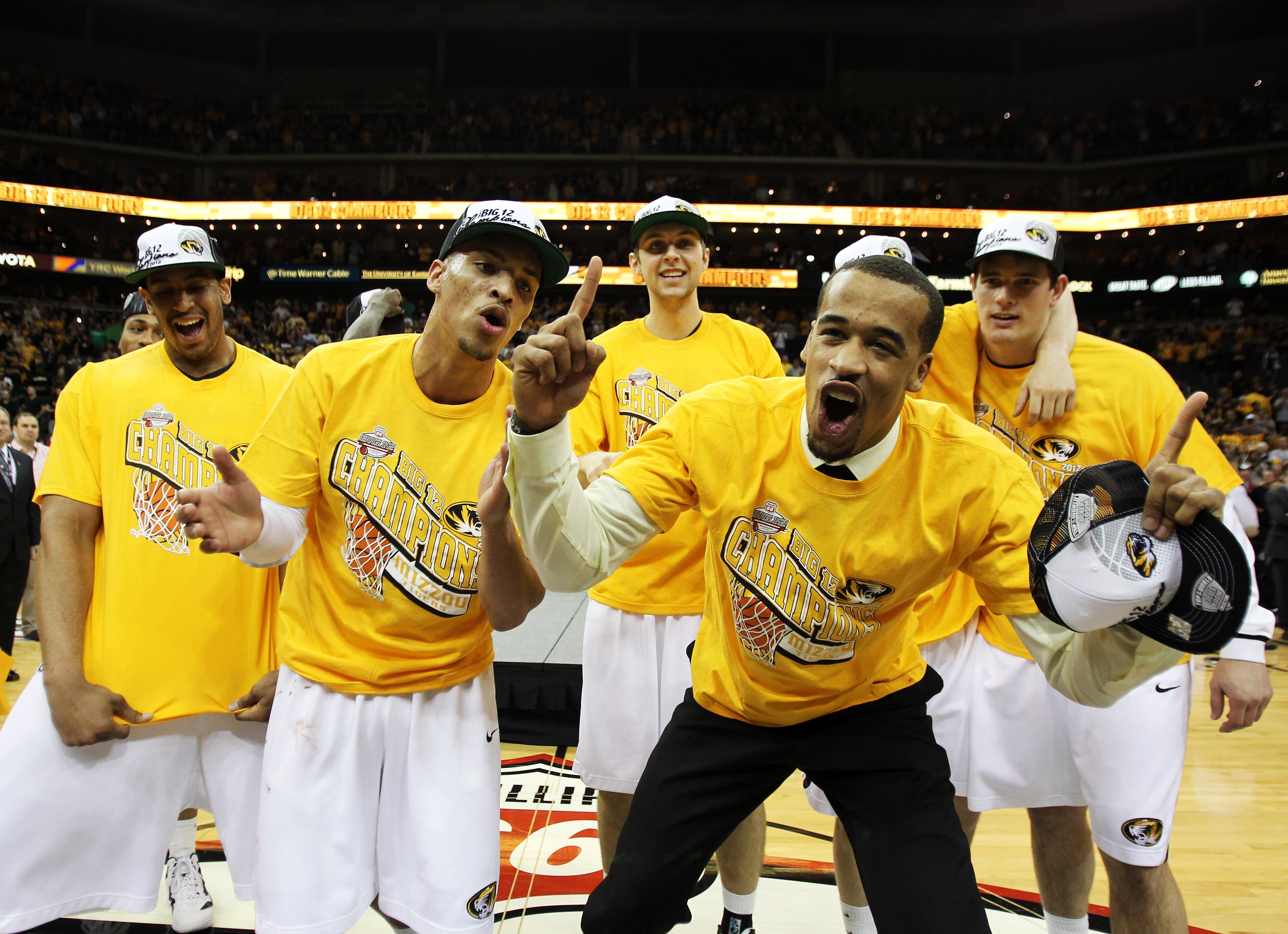 Big 12 Basketball Tournament - Baylor v Missouri