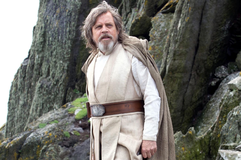 Fans offer their own take on Luke Skywalker's first words in The Last Jedi