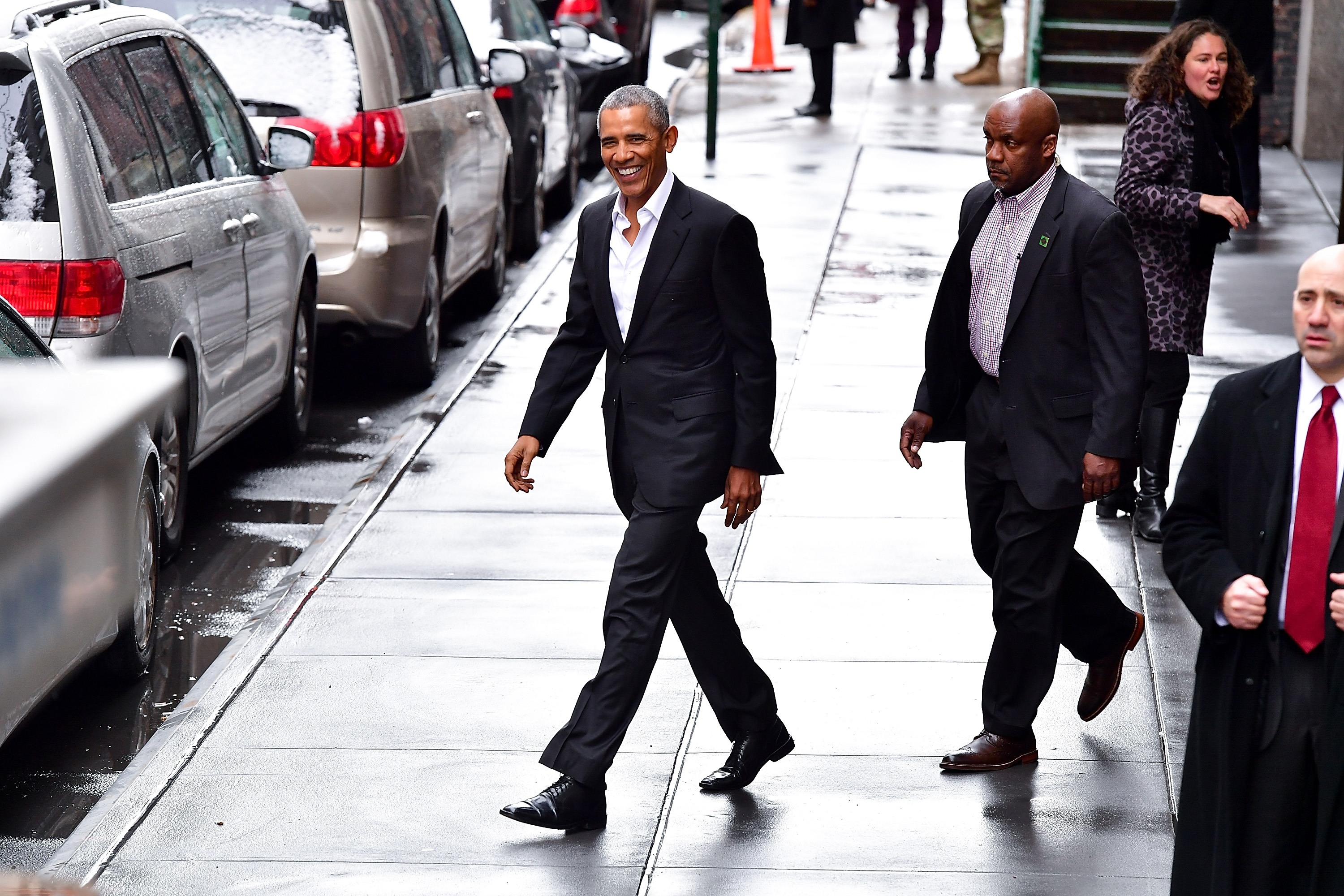 Perry bamonte stock photos and pictures getty images - Obamas Are Basically Regulars At Carbone And Upland Now