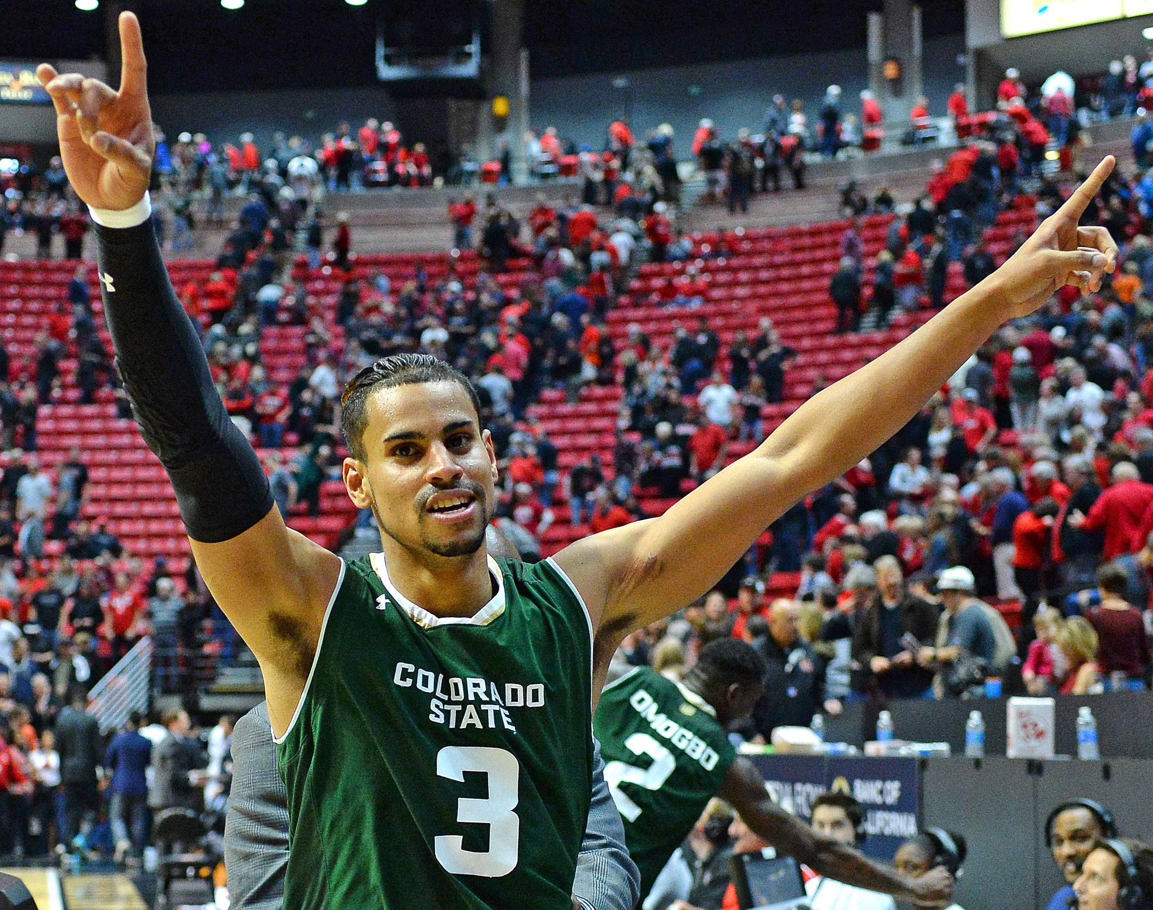 the latest 4c826 3ec76 Colorado State Basketball: Rams Comeback to Beat Aztecs ...