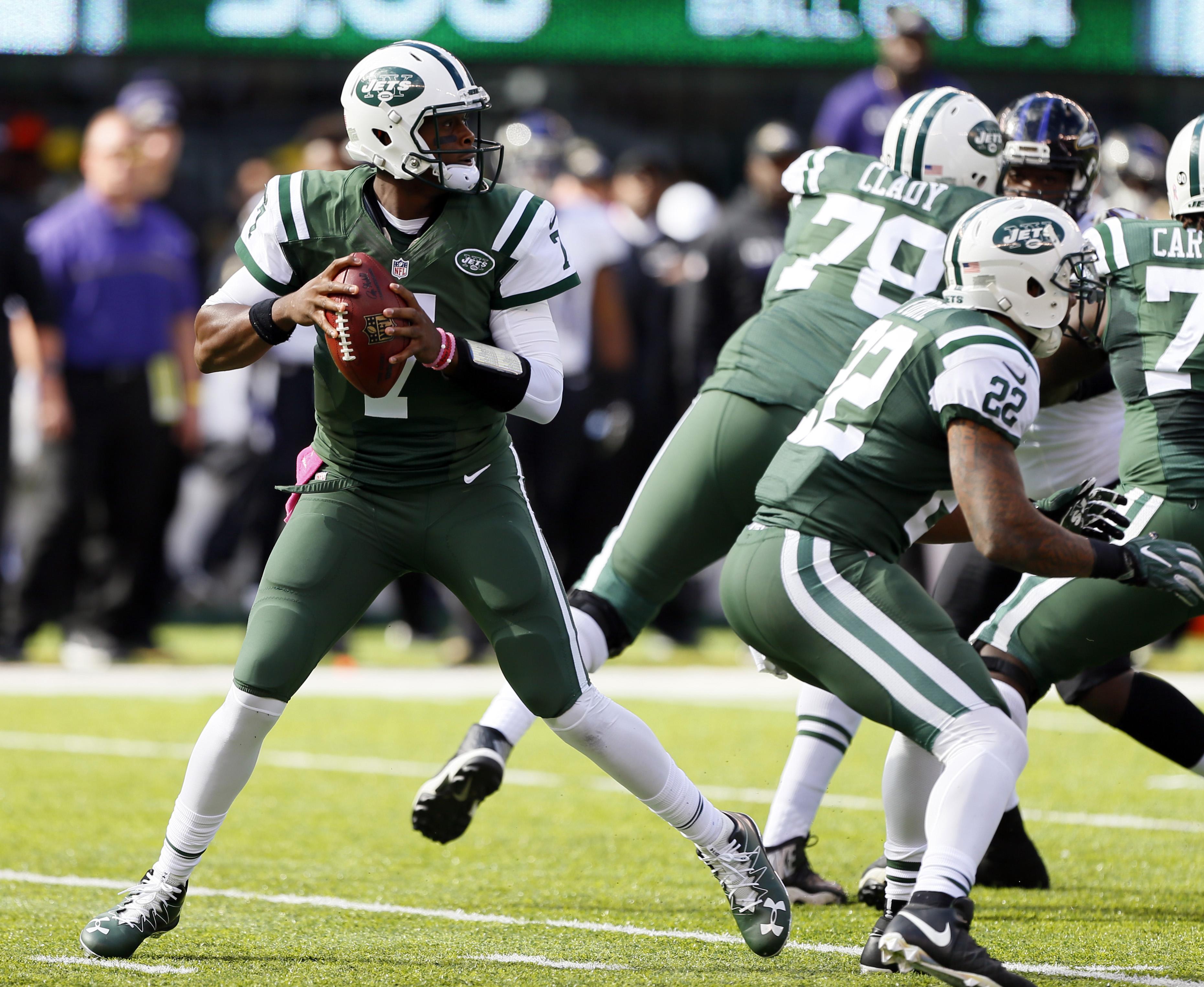NFL: Baltimore Ravens at New York Jets