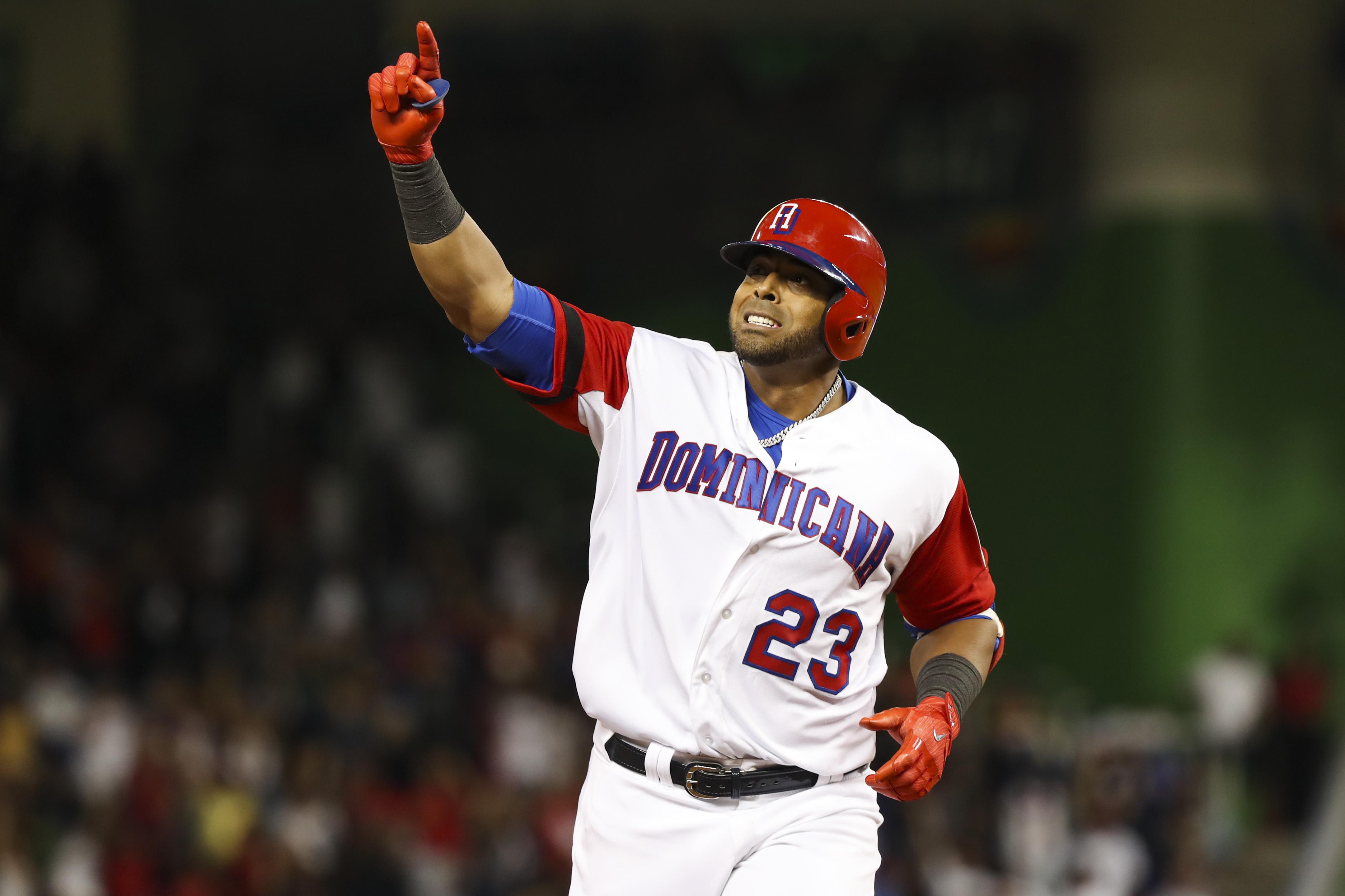 Baseball: World Baseball Classic-USA  at Dominican Republic