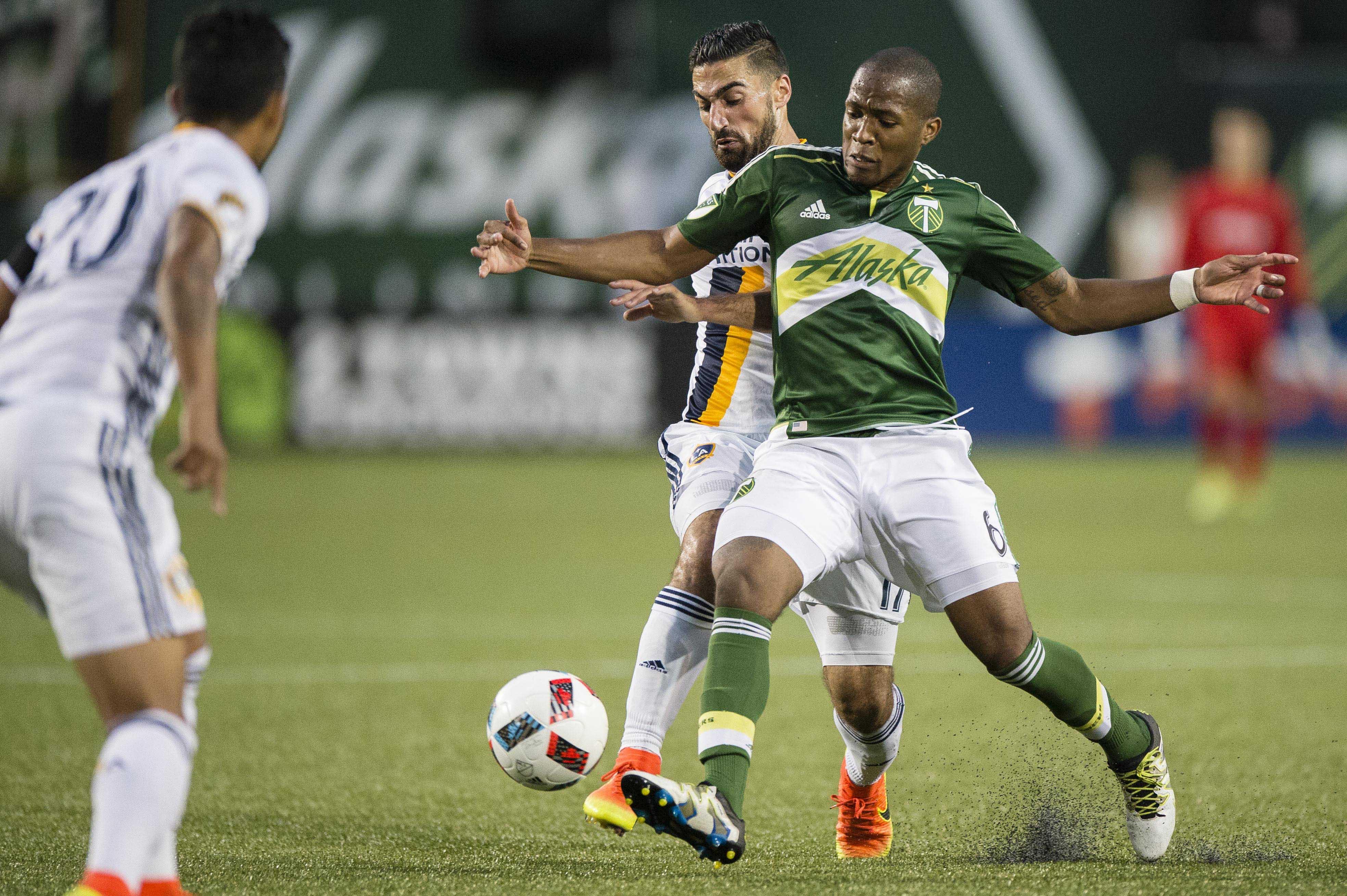 MLS: U.S. Open Cup-LA Galaxy at Portland Timbers