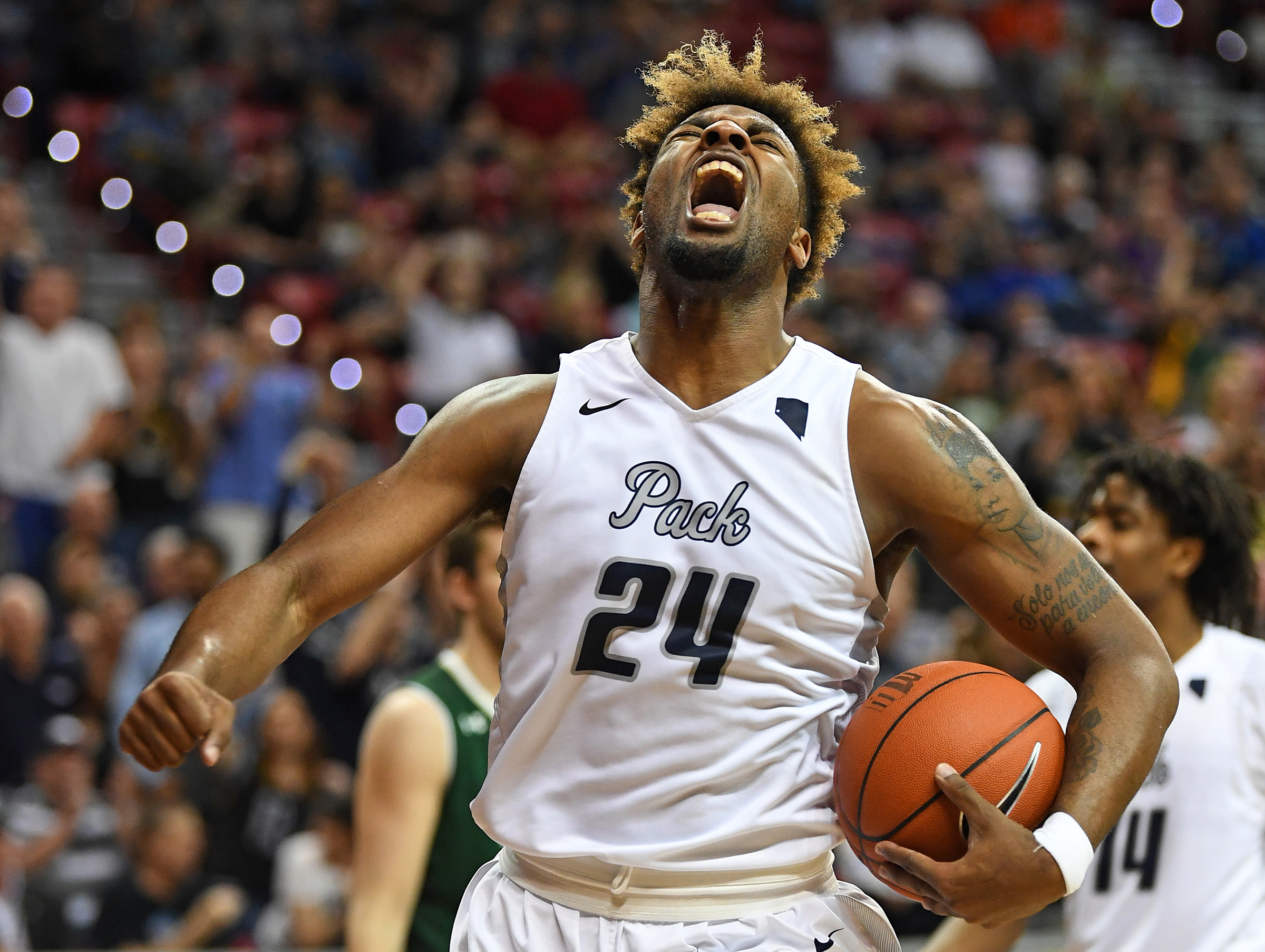 NCAA Basketball: Mountain West Conference Championship Nevada vs Colorado State
