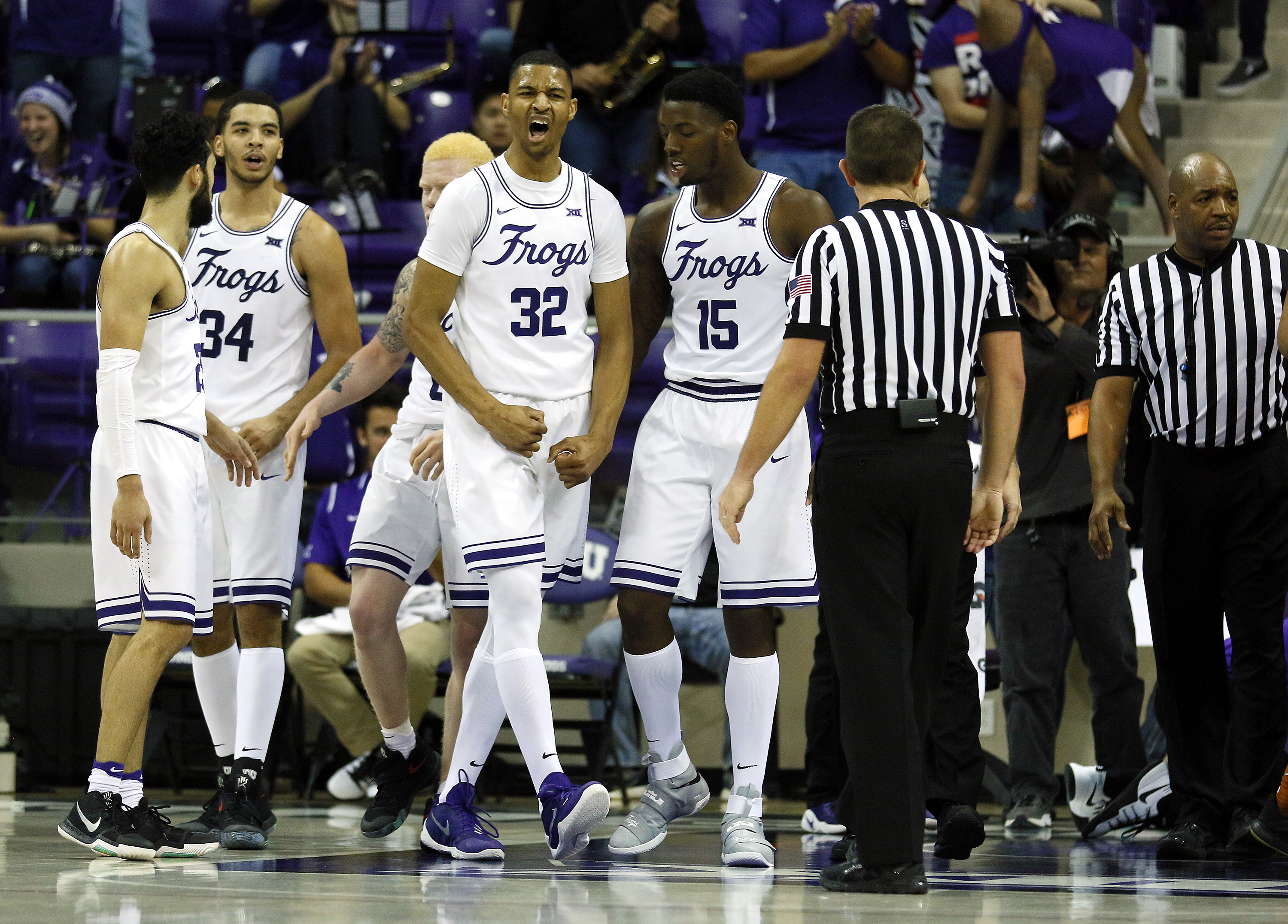 84c638a8f83 Not Done Yet: TCU Basketball Heading to the NIT