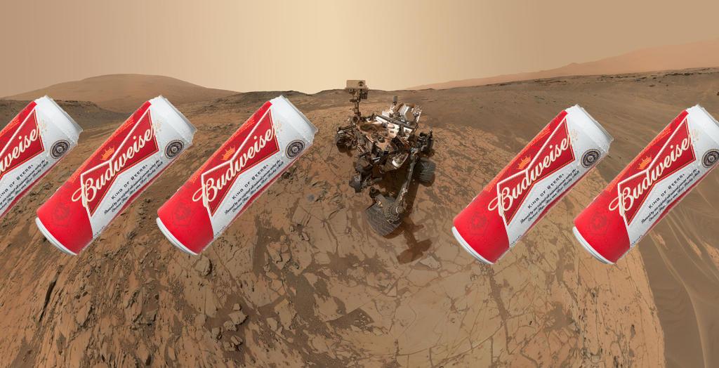 Beer on Mars