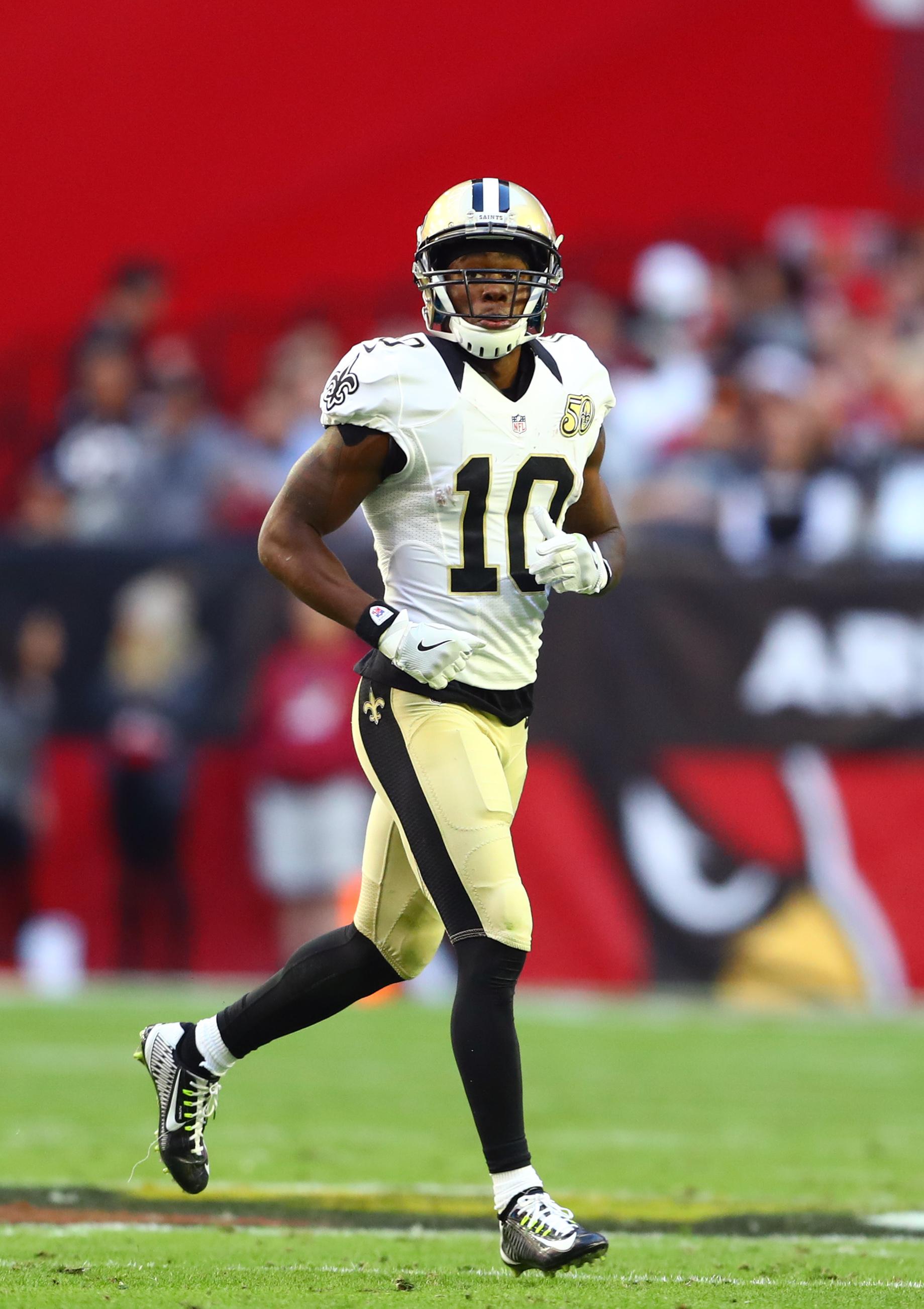 NFL: New Orleans Saints at Arizona Cardinals