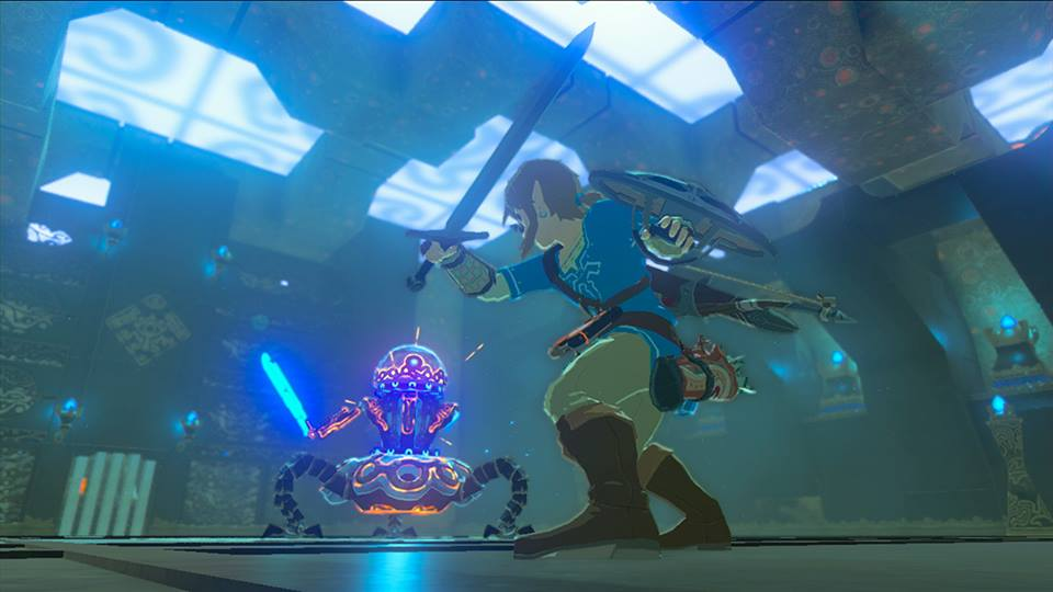 Zelda: Breath of the Wild has the courage to assume you're not stupid