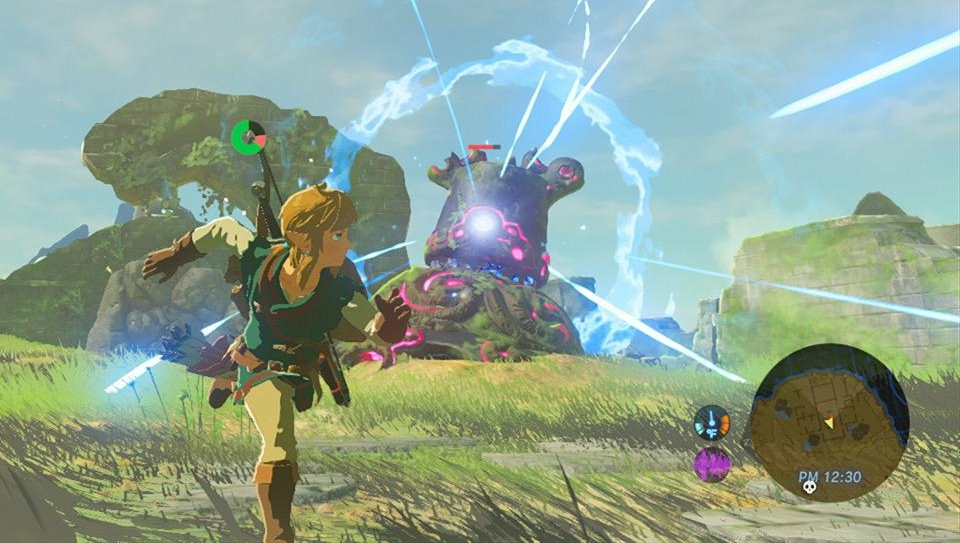 Let's talk about that 'bad review' of Breath of the Wild
