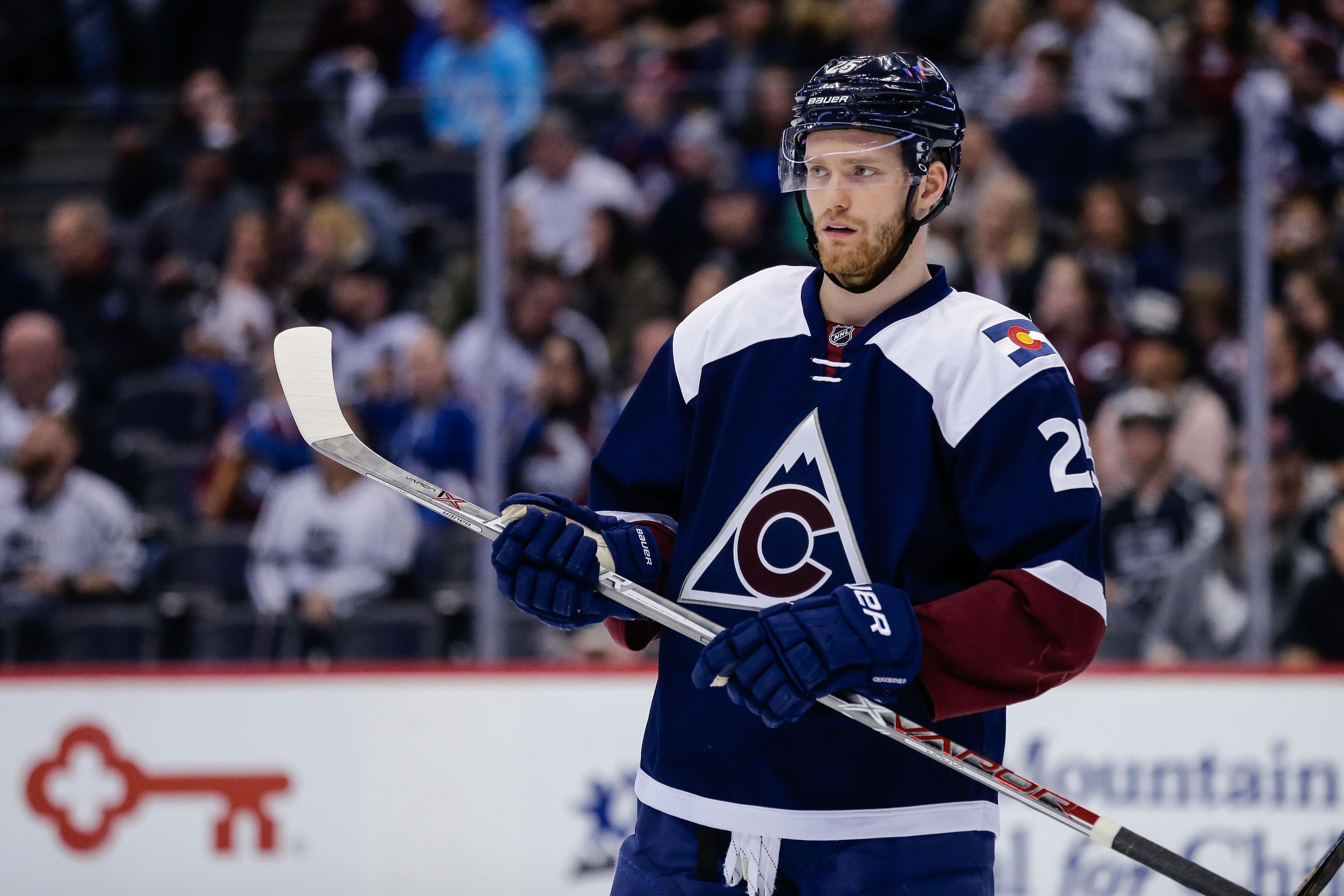NHL: Los Angeles Kings at Colorado Avalanche