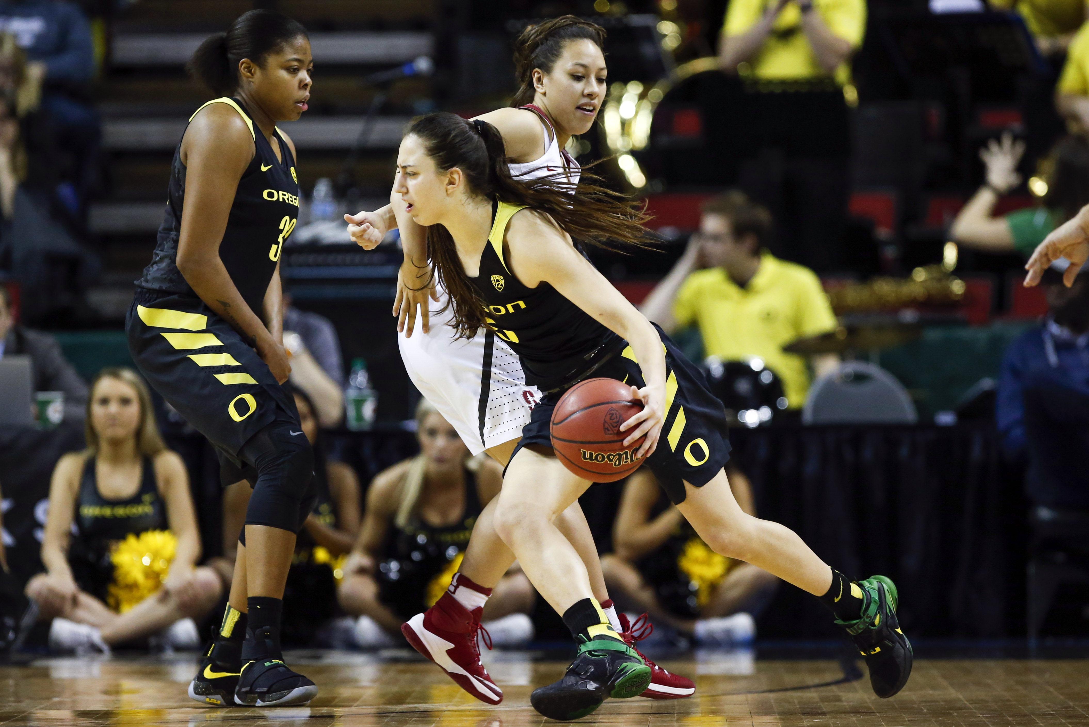 Oregon Ducks Women's Basketball - Addicted To Quack