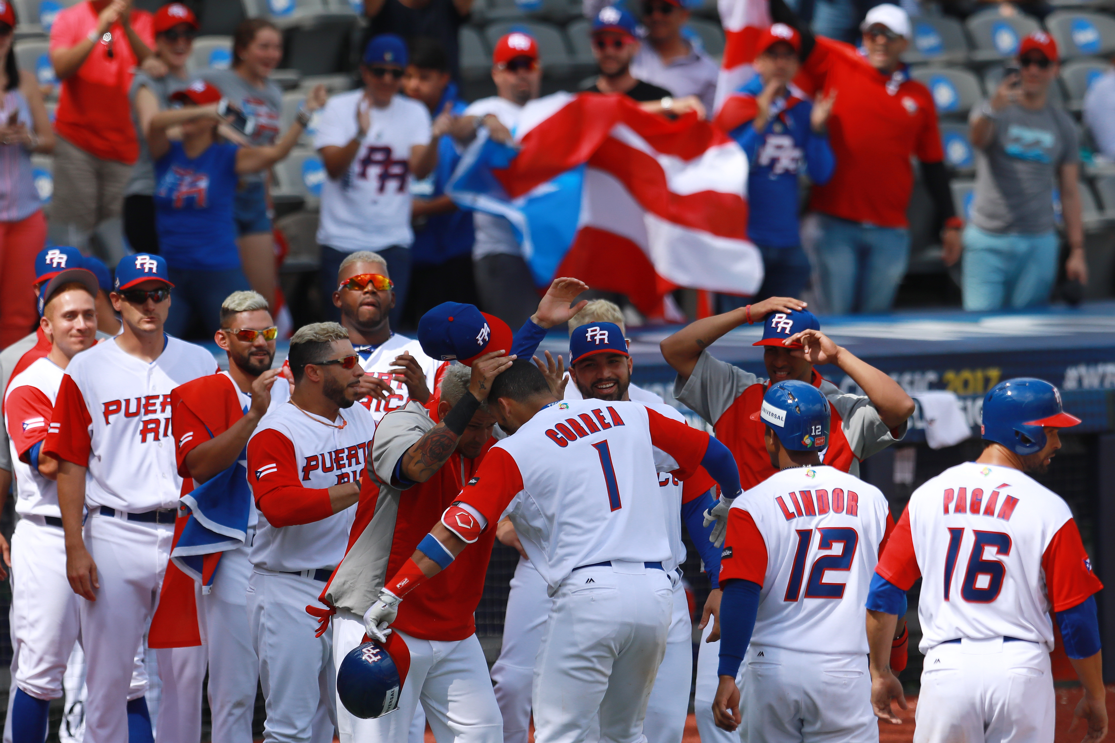 World Baseball Classic - Pool D - Game 5 - Italy v Puerto Rico