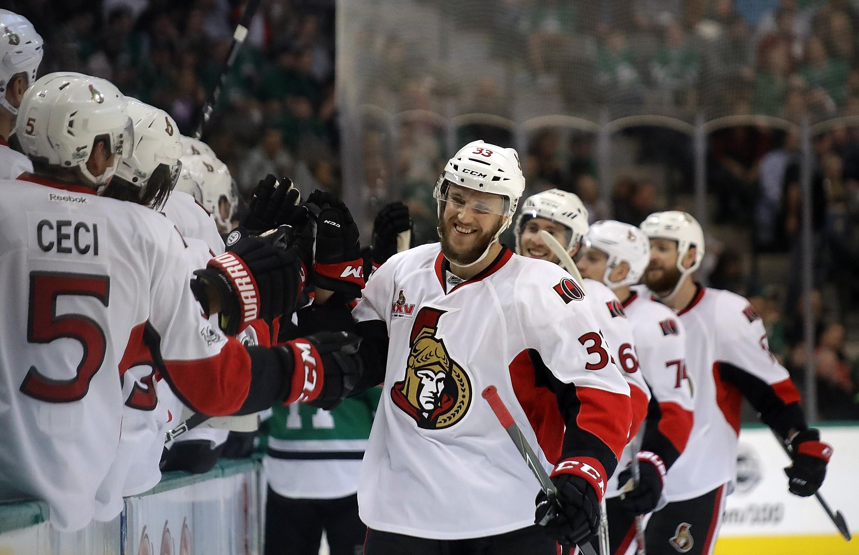 Ottawa Senators v Dallas Stars